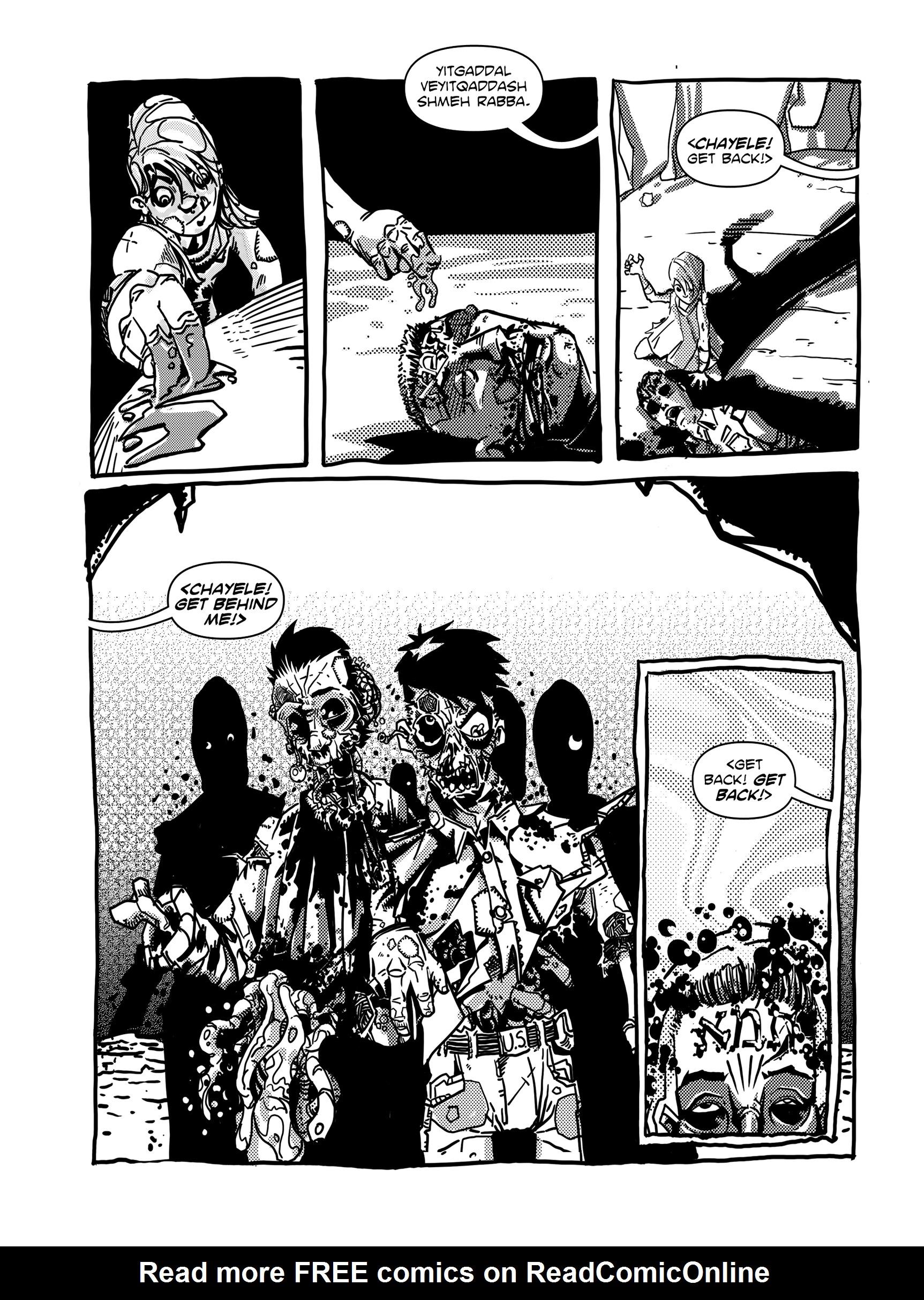 Read online FUBAR comic -  Issue #1 - 126