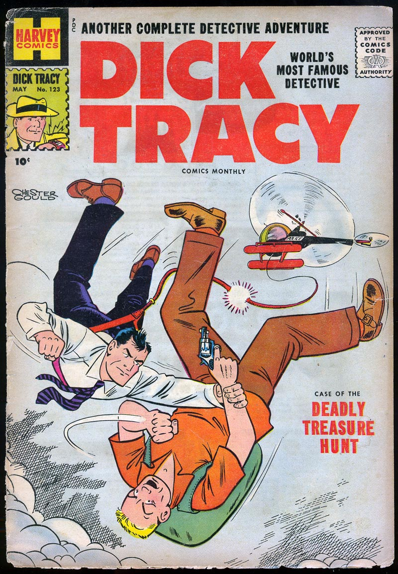 Dick Tracy (1950) 123 Page 1