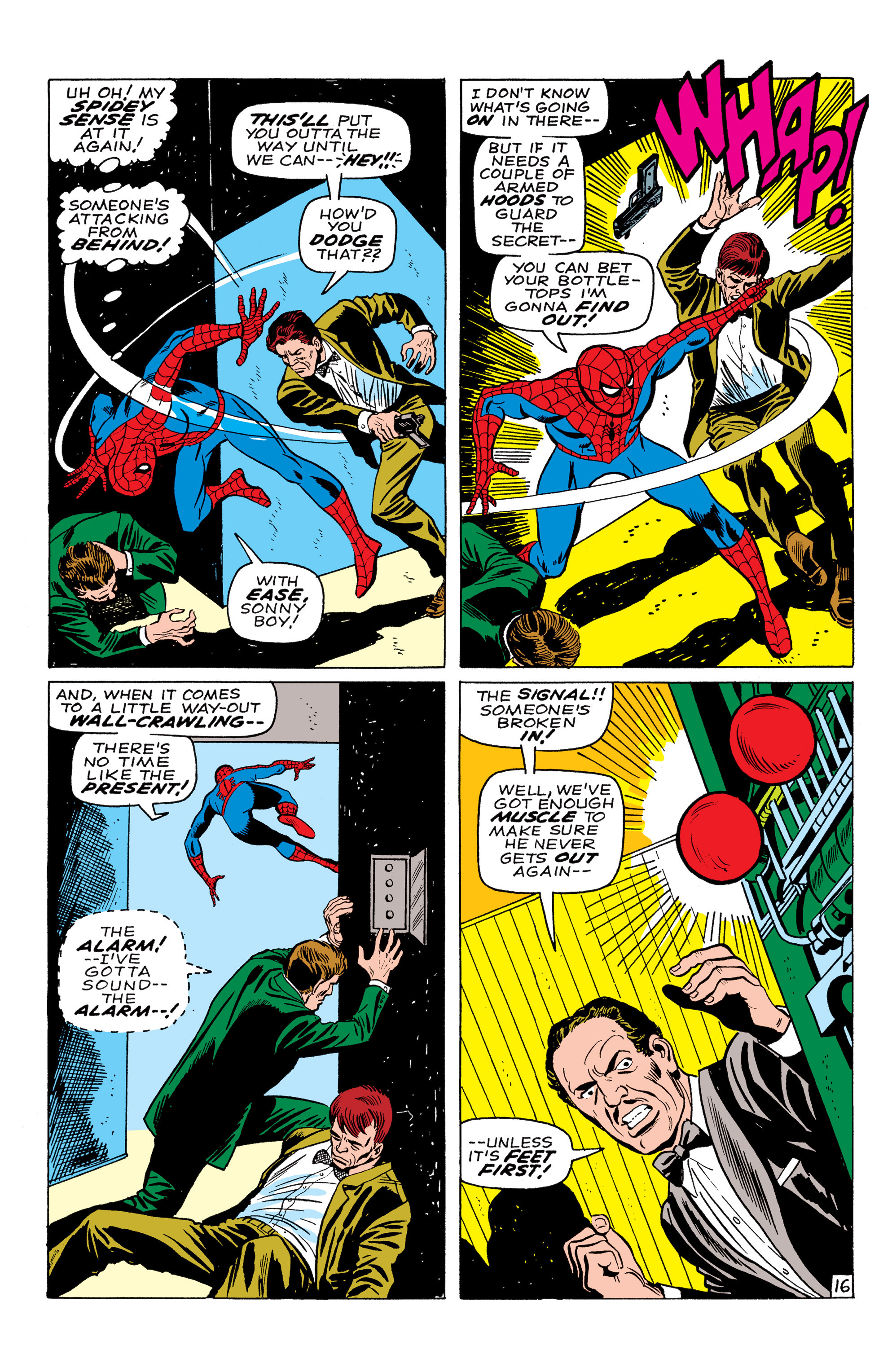 The Amazing Spider-Man (1963) 59 Page 16