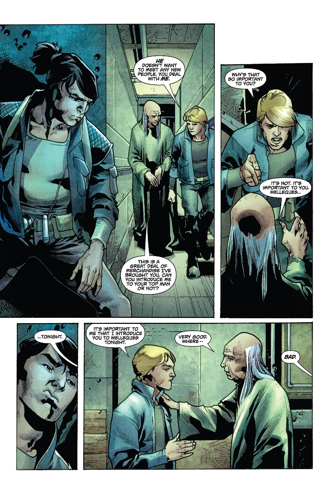 Read online Star Wars Legends: Rise of the Sith - Epic Collection comic -  Issue # TPB 1 (Part 2) - 42