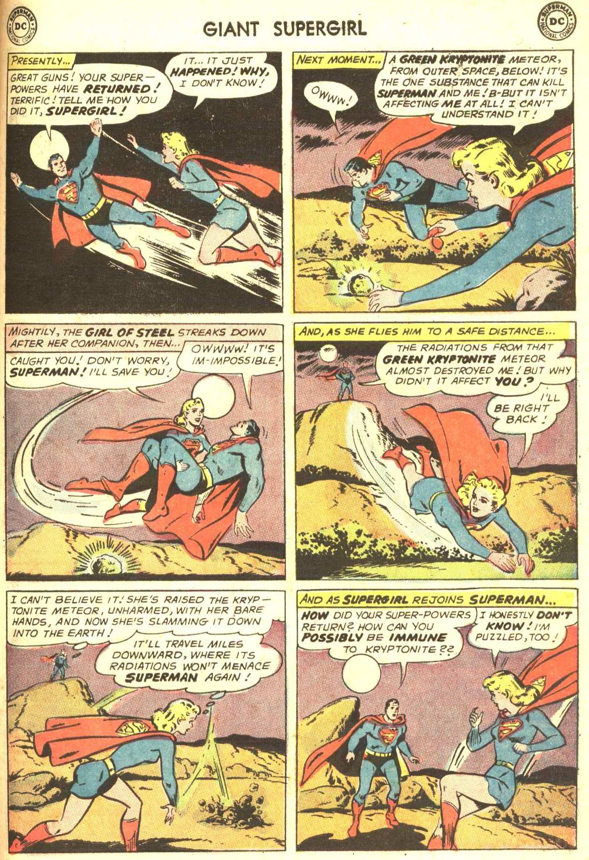 Read online Action Comics (1938) comic -  Issue #360 - 42