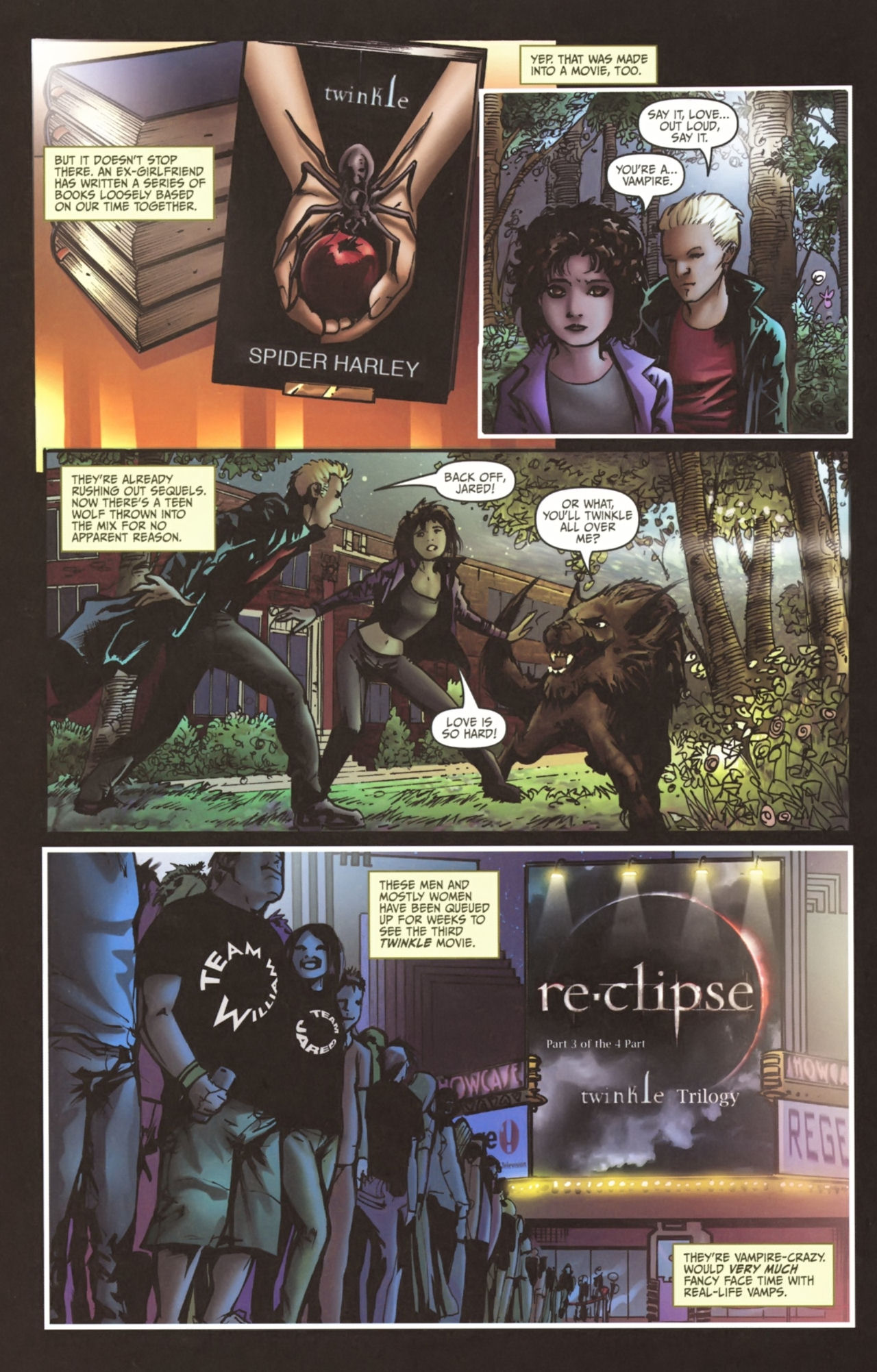Read online Silent Hill: Past Life comic -  Issue #1 - 30