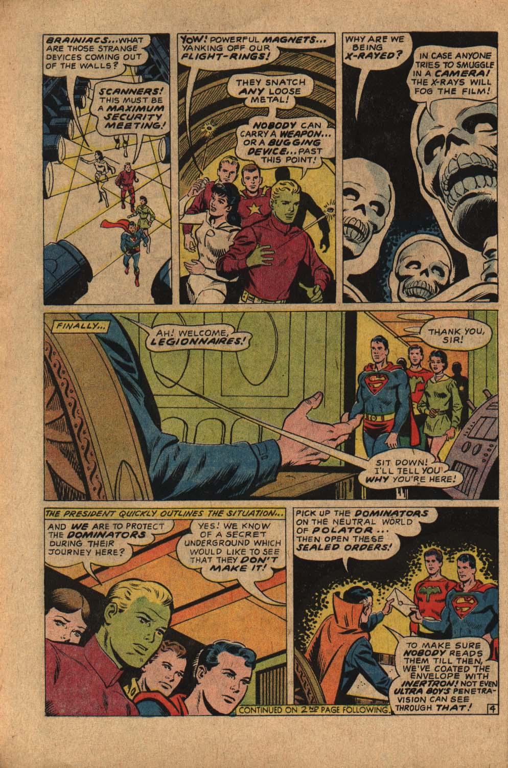 Read online Adventure Comics (1938) comic -  Issue #361 - 6