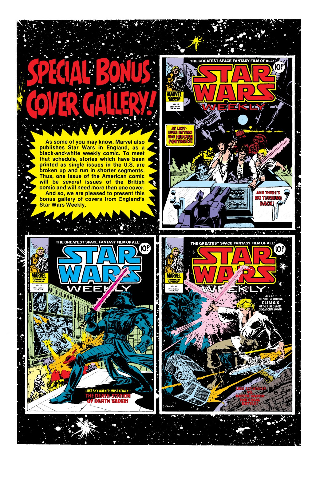 Read online Star Wars Legends: The Original Marvel Years - Epic Collection comic -  Issue # TPB 2 (Part 3) - 36