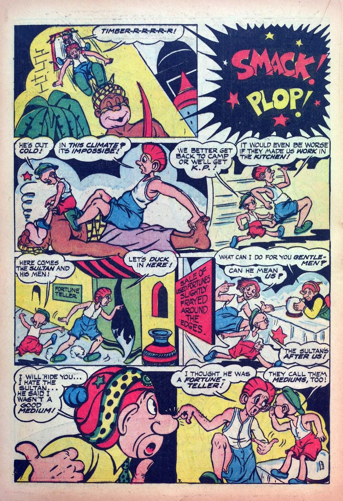 Read online Joker Comics comic -  Issue #9 - 44