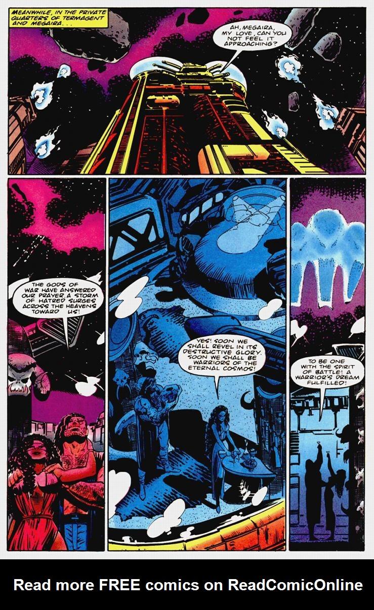 Read online Battletide comic -  Issue #3 - 13