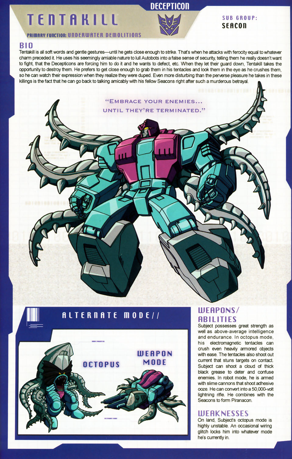 Read online Transformers: More than Meets the Eye comic -  Issue #5 - 57