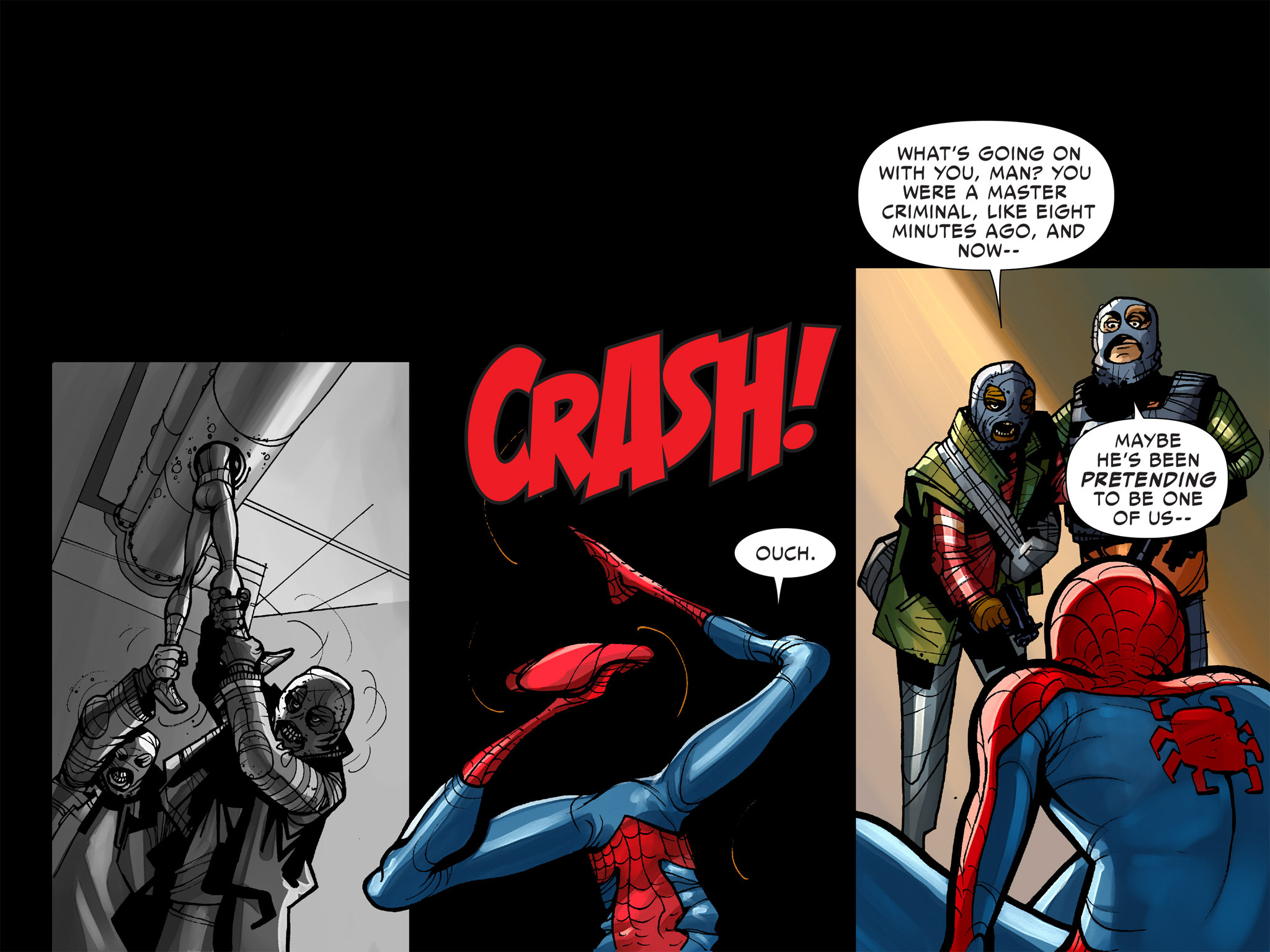 Read online Amazing Spider-Man: Who Am I? comic -  Issue # Full (Part 1) - 47