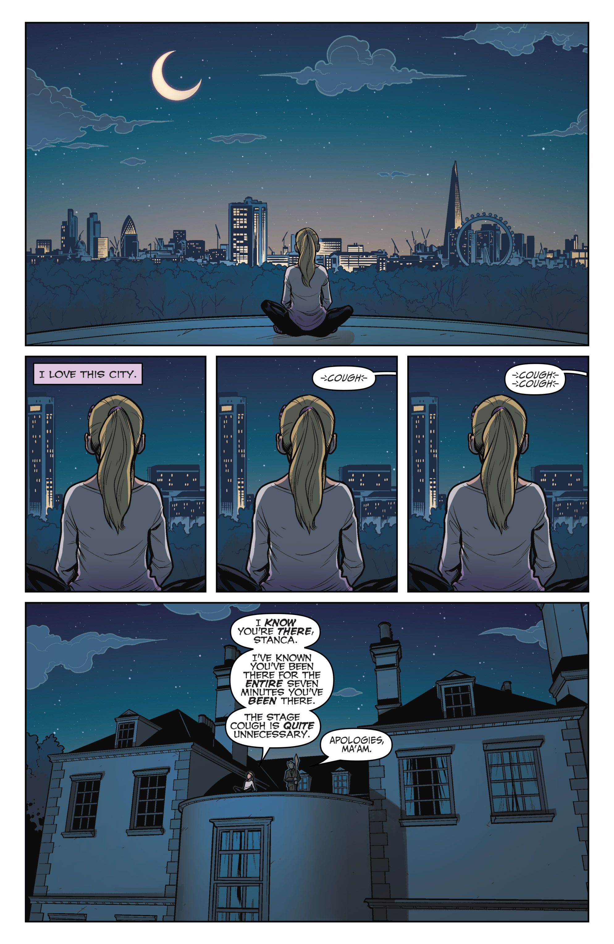 Read online Darkness Visible comic -  Issue #5 - 13