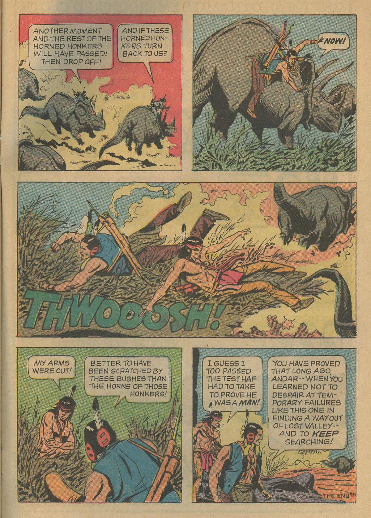 Read online Turok, Son of Stone comic -  Issue #79 - 33