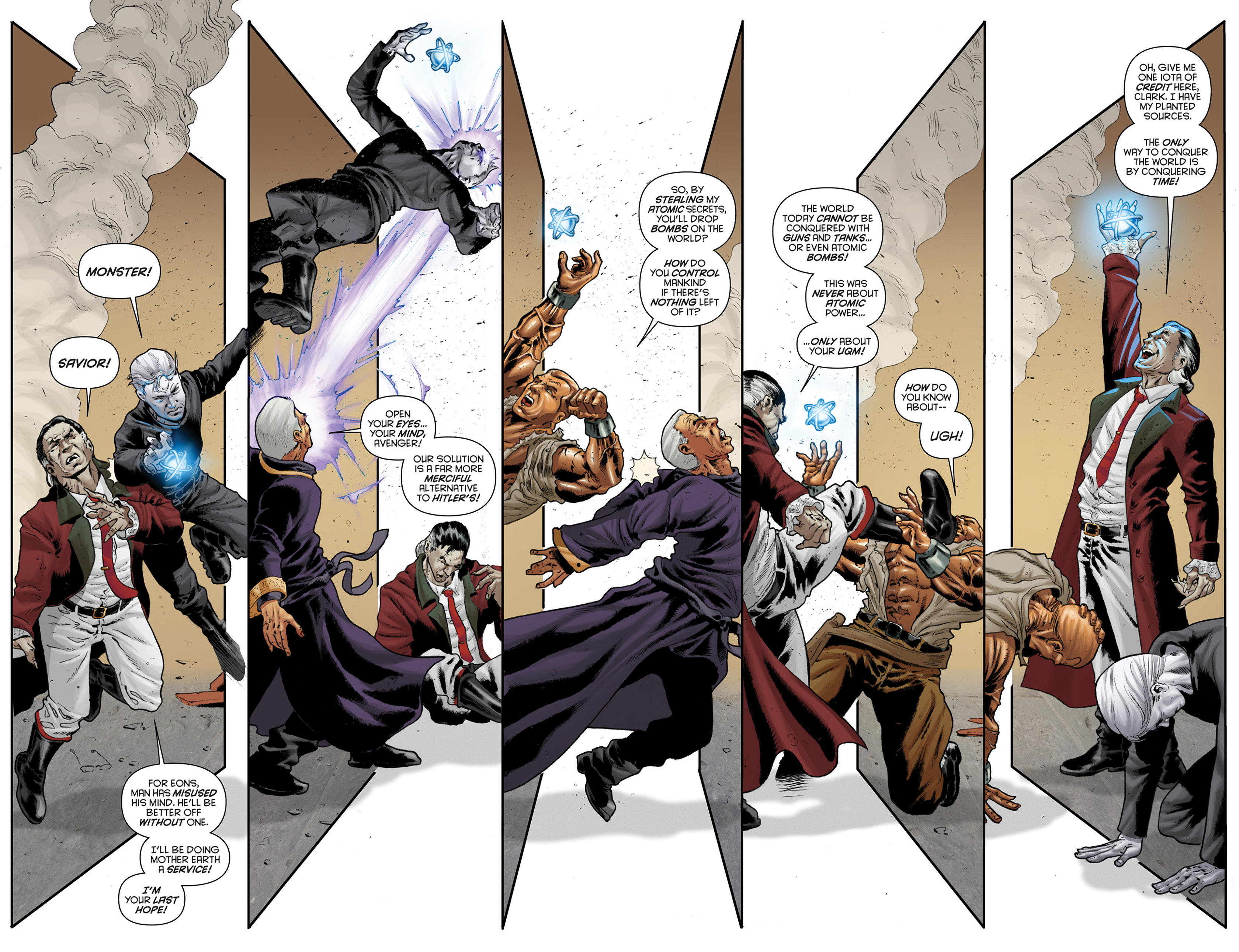 Read online Justice, Inc. comic -  Issue #4 - 11