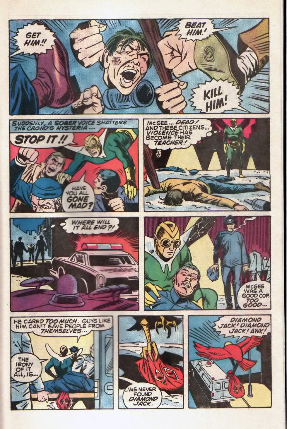 Read online The Fly (1983) comic -  Issue #2 - 27