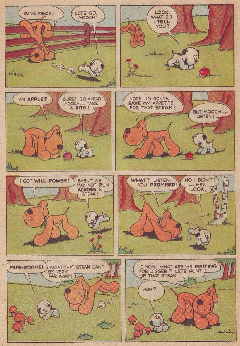 Read online Animal Comics comic -  Issue #28 - 17