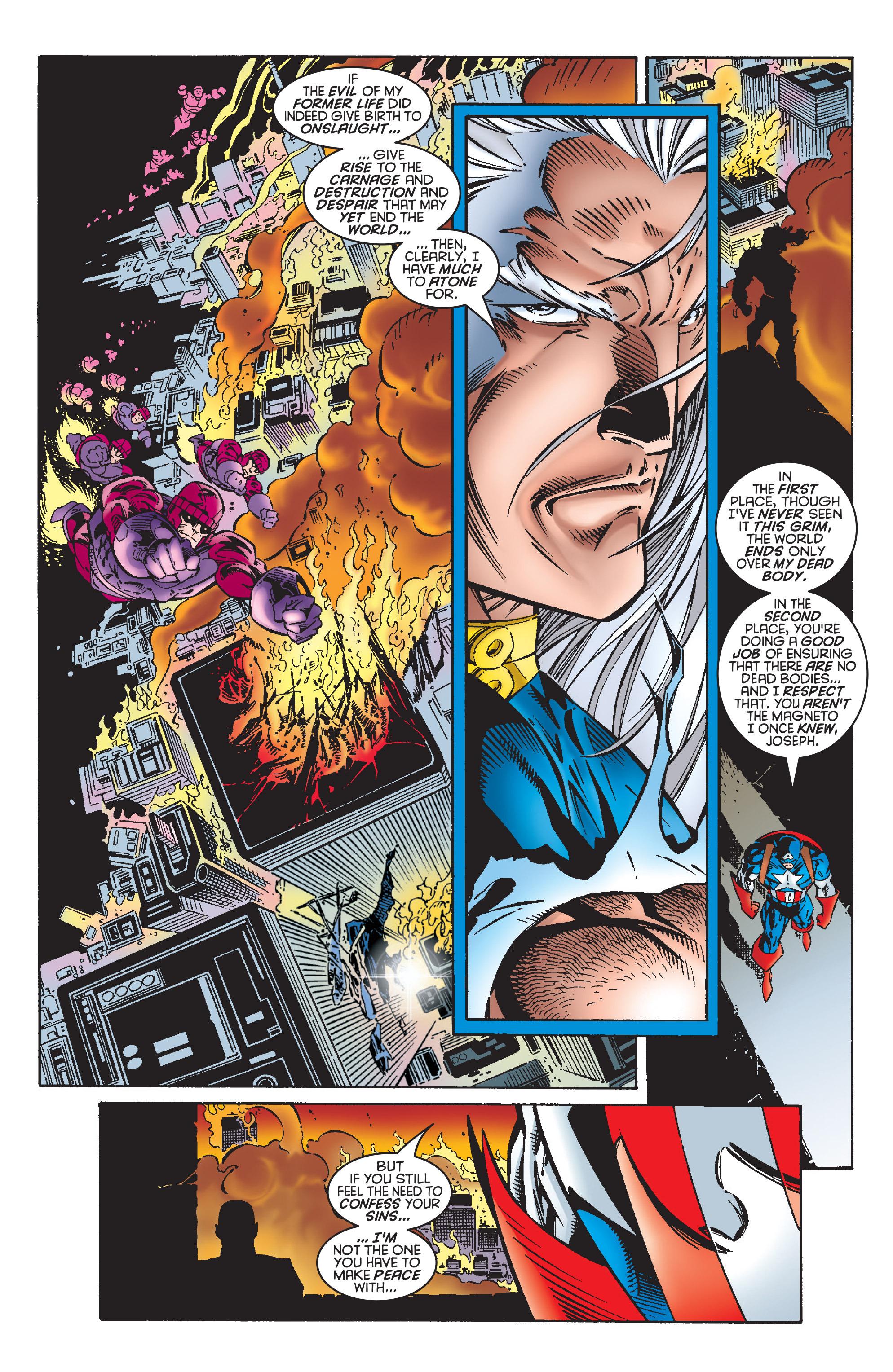 X-Men (1991) 56 Page 9