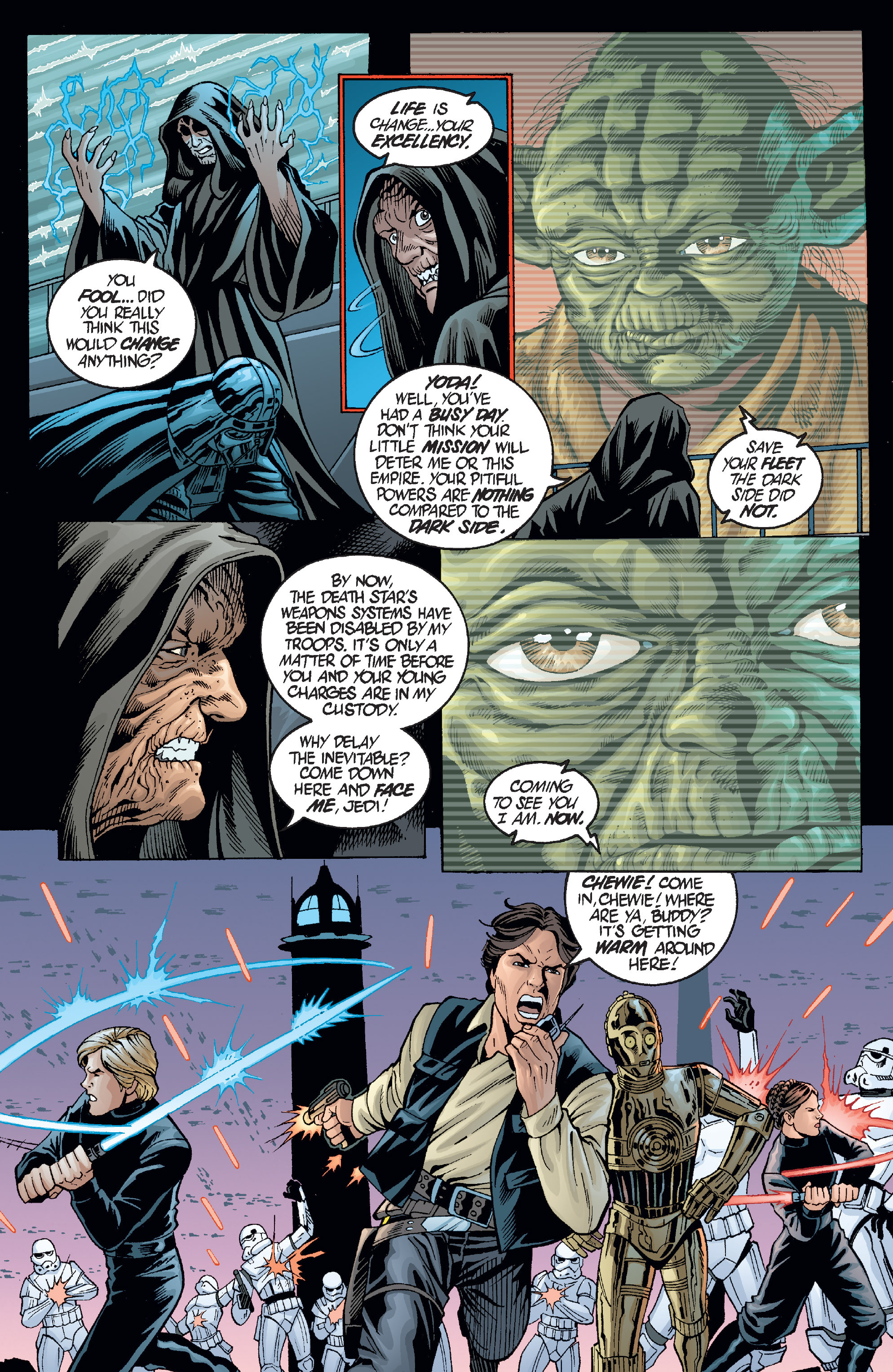 Read online Star Wars Omnibus comic -  Issue # Vol. 27 - 91