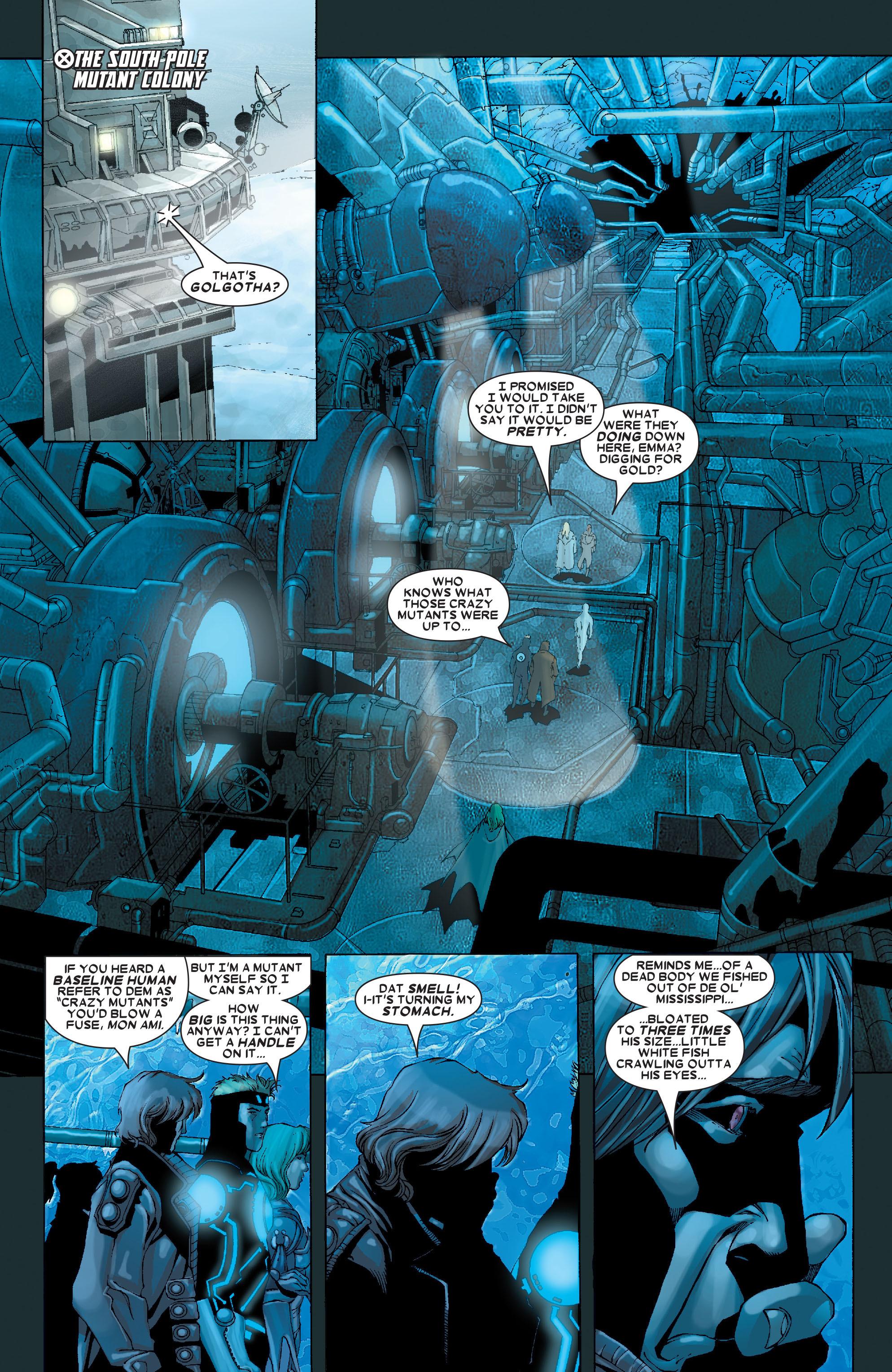 X-Men (1991) 167 Page 4