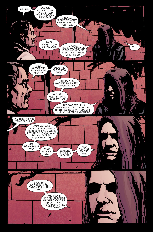Read online Alias comic -  Issue #3 - 8