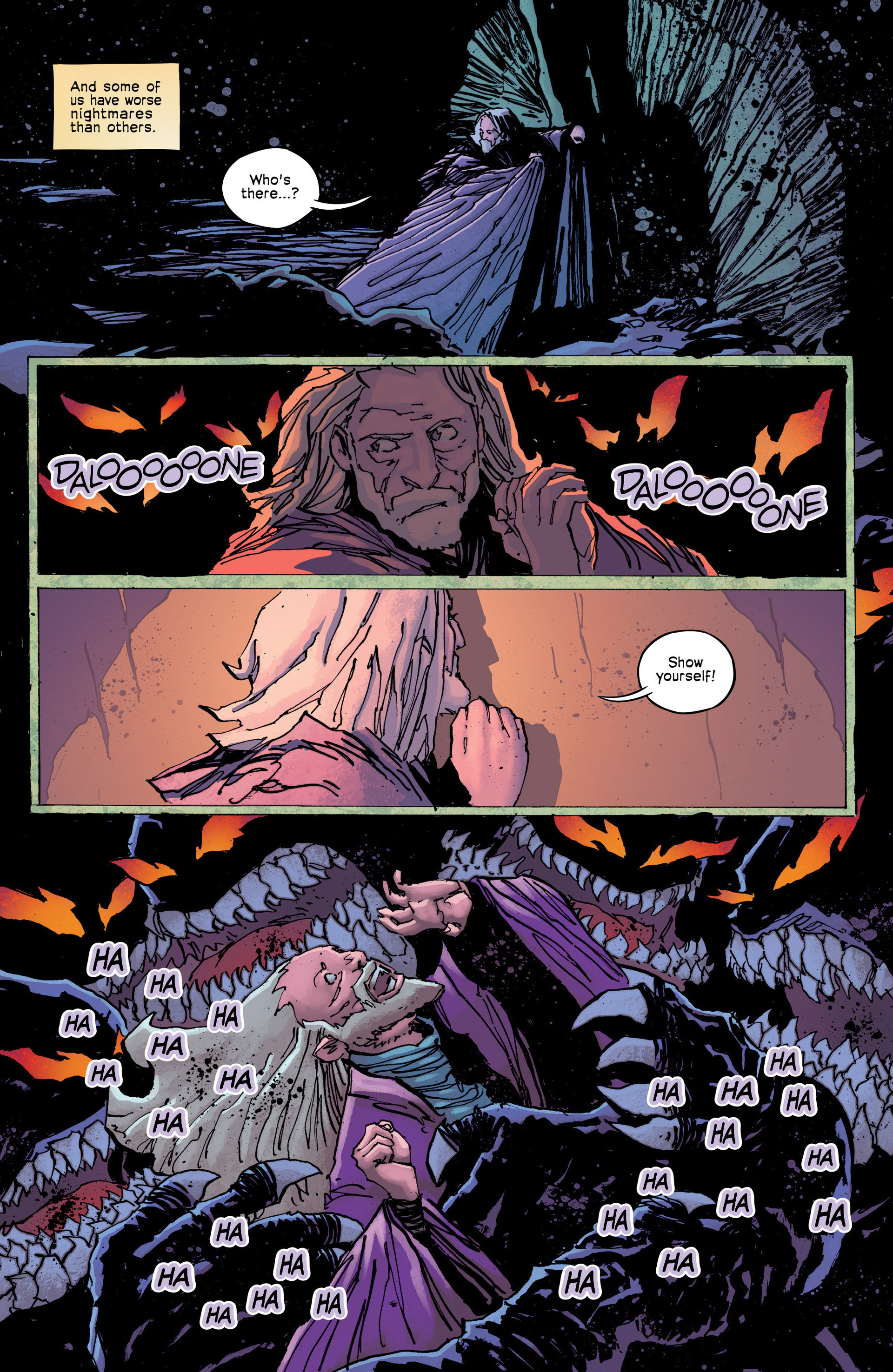 Read online Umbral comic -  Issue #8 - 17