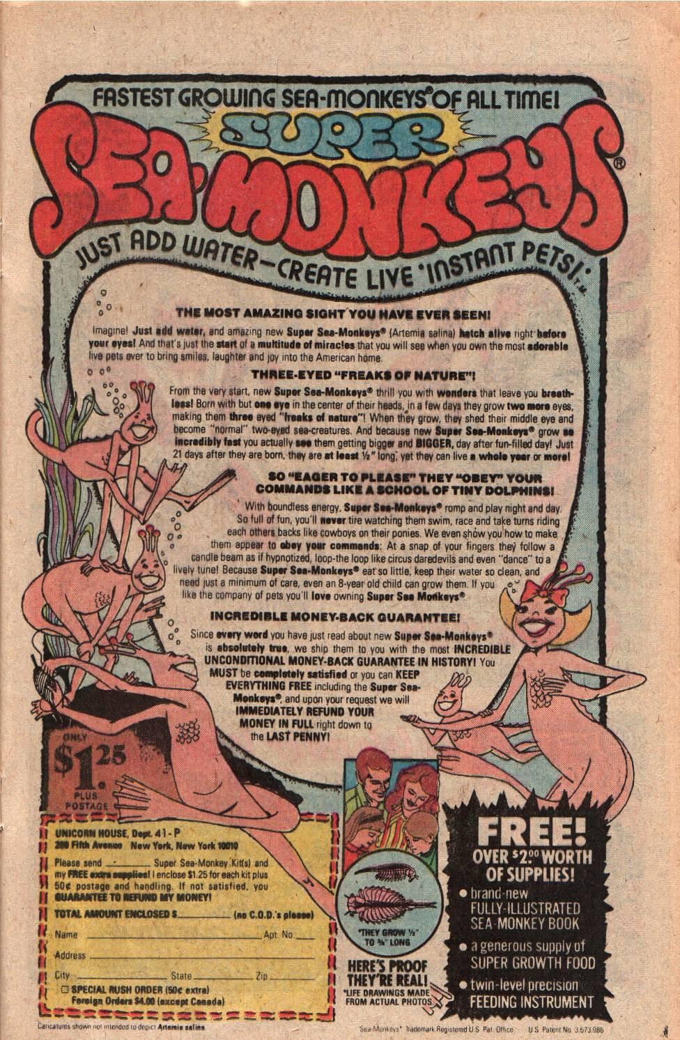 Read online Shazam! (1973) comic -  Issue #34 - 17