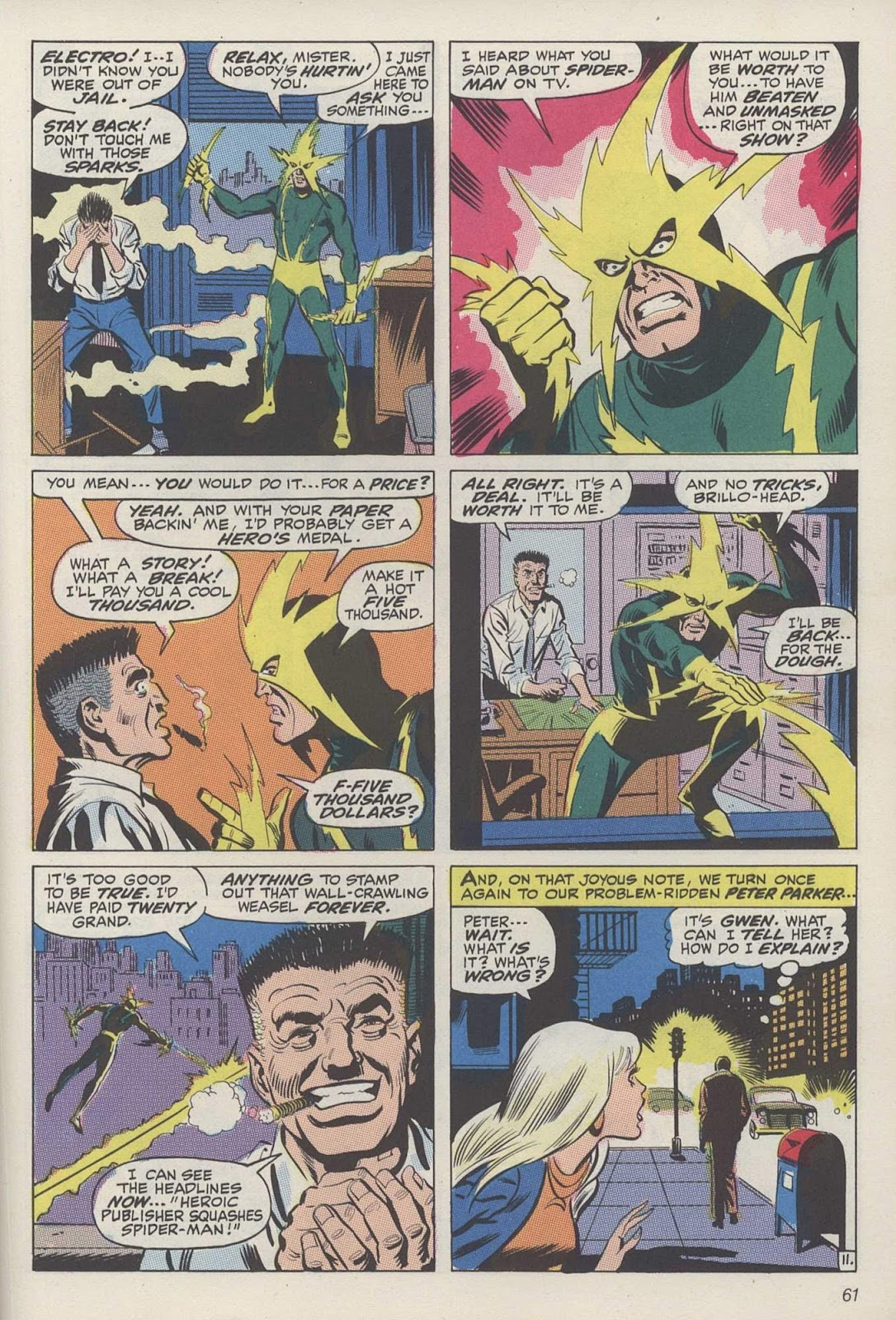 The Amazing Spider-Man (1979) issue TPB - Page 63