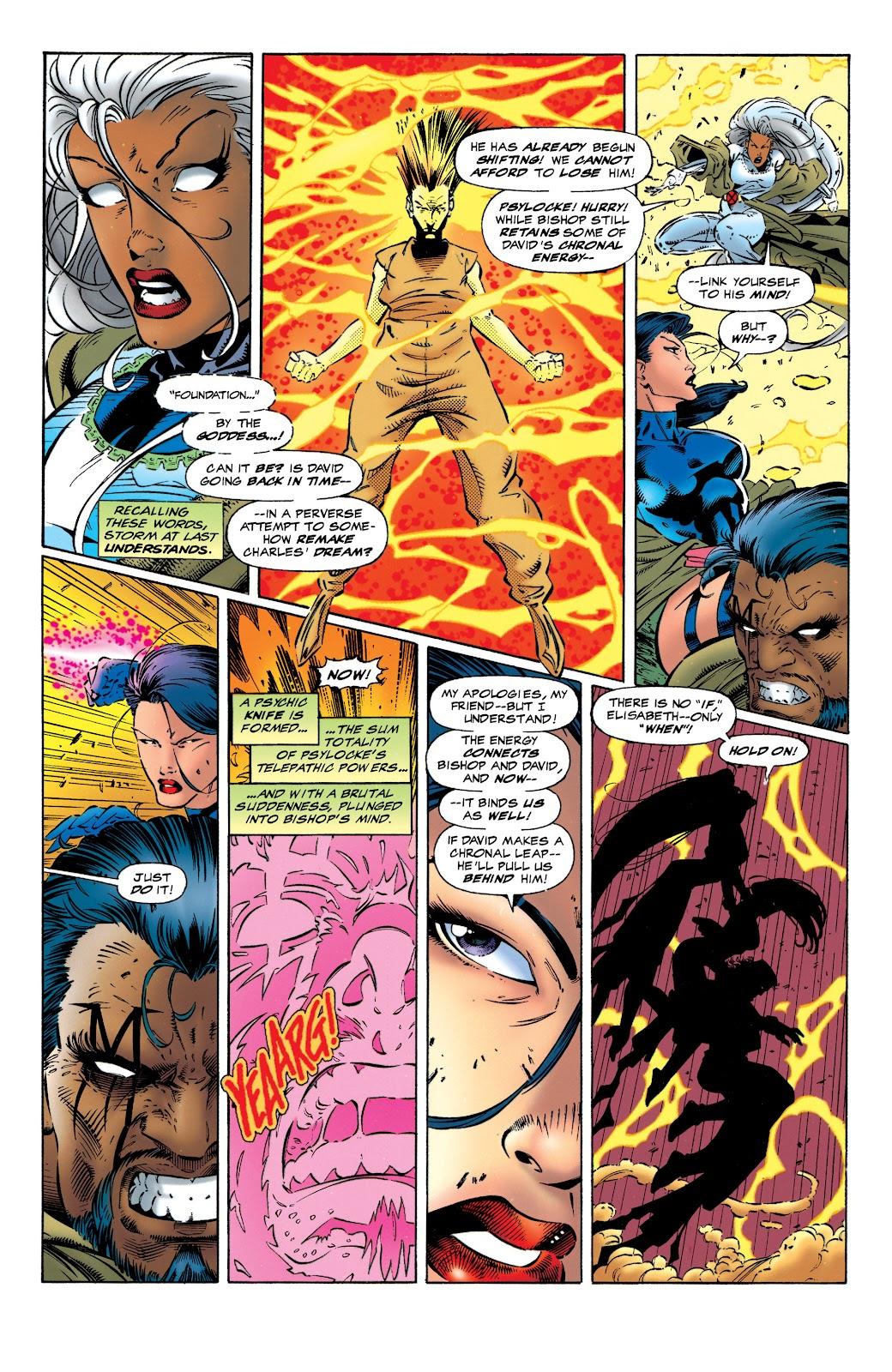 Uncanny X-Men (1963) issue 320 - Page 17