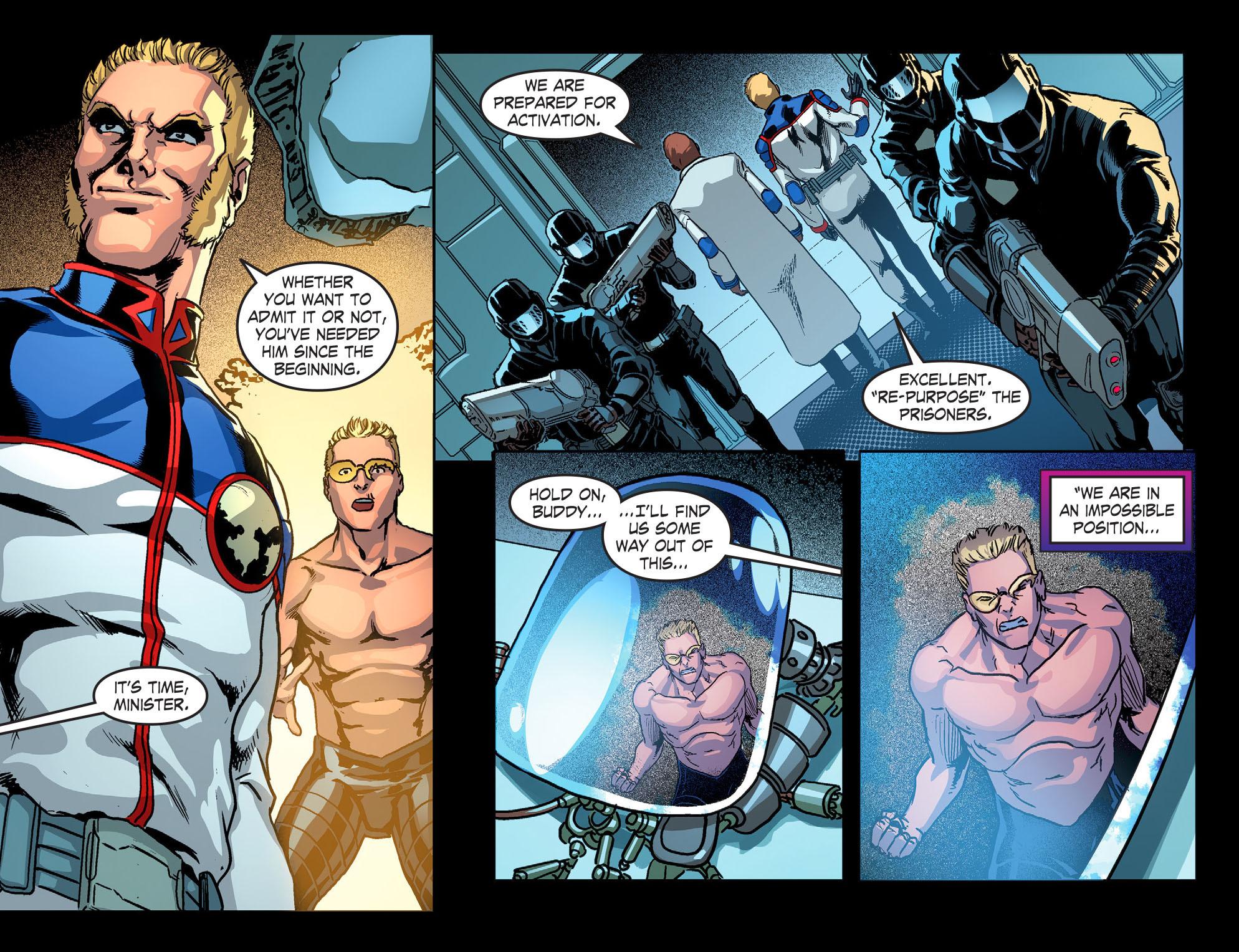 Read online Smallville: Season 11 comic -  Issue #51 - 6