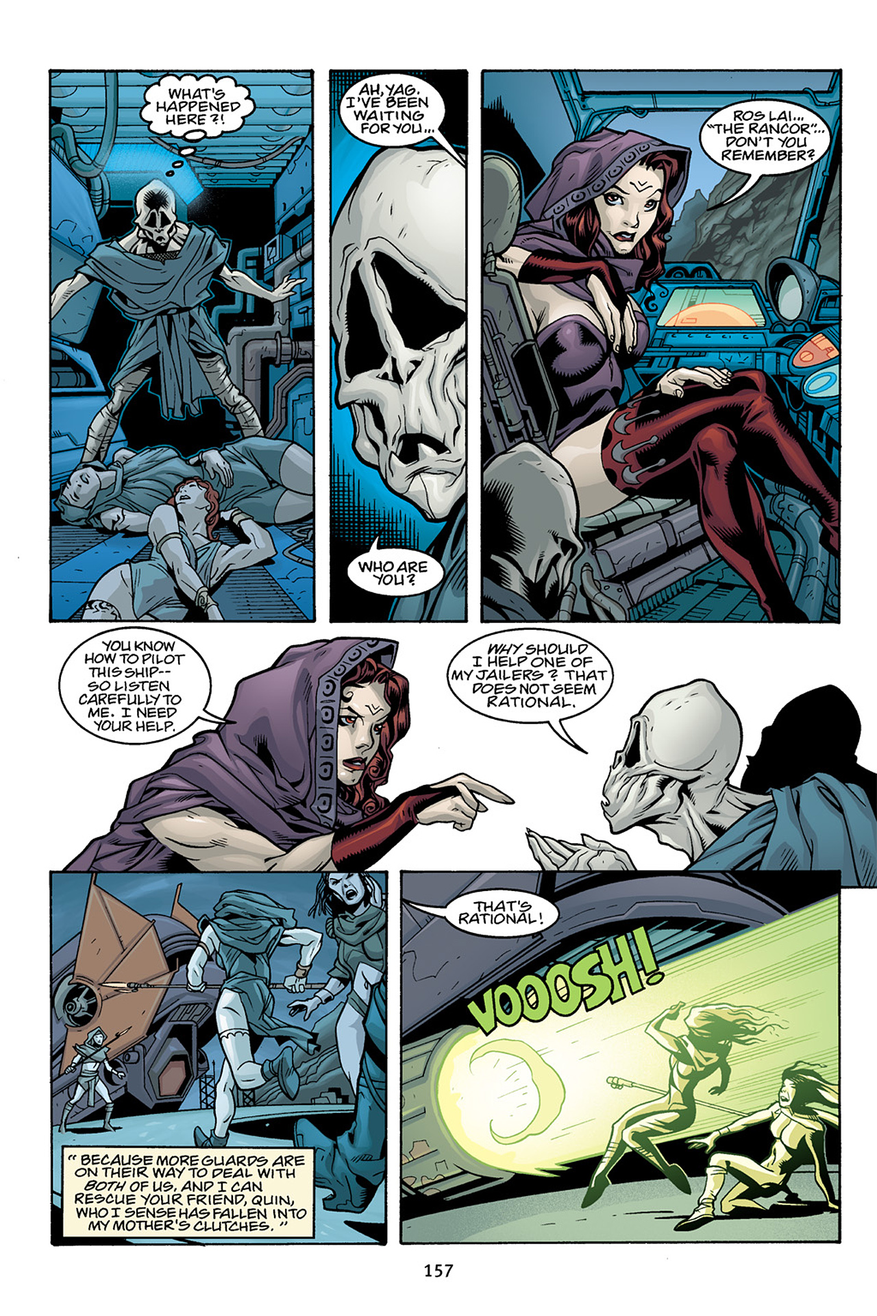 Read online Star Wars Omnibus comic -  Issue # Vol. 15 - 154