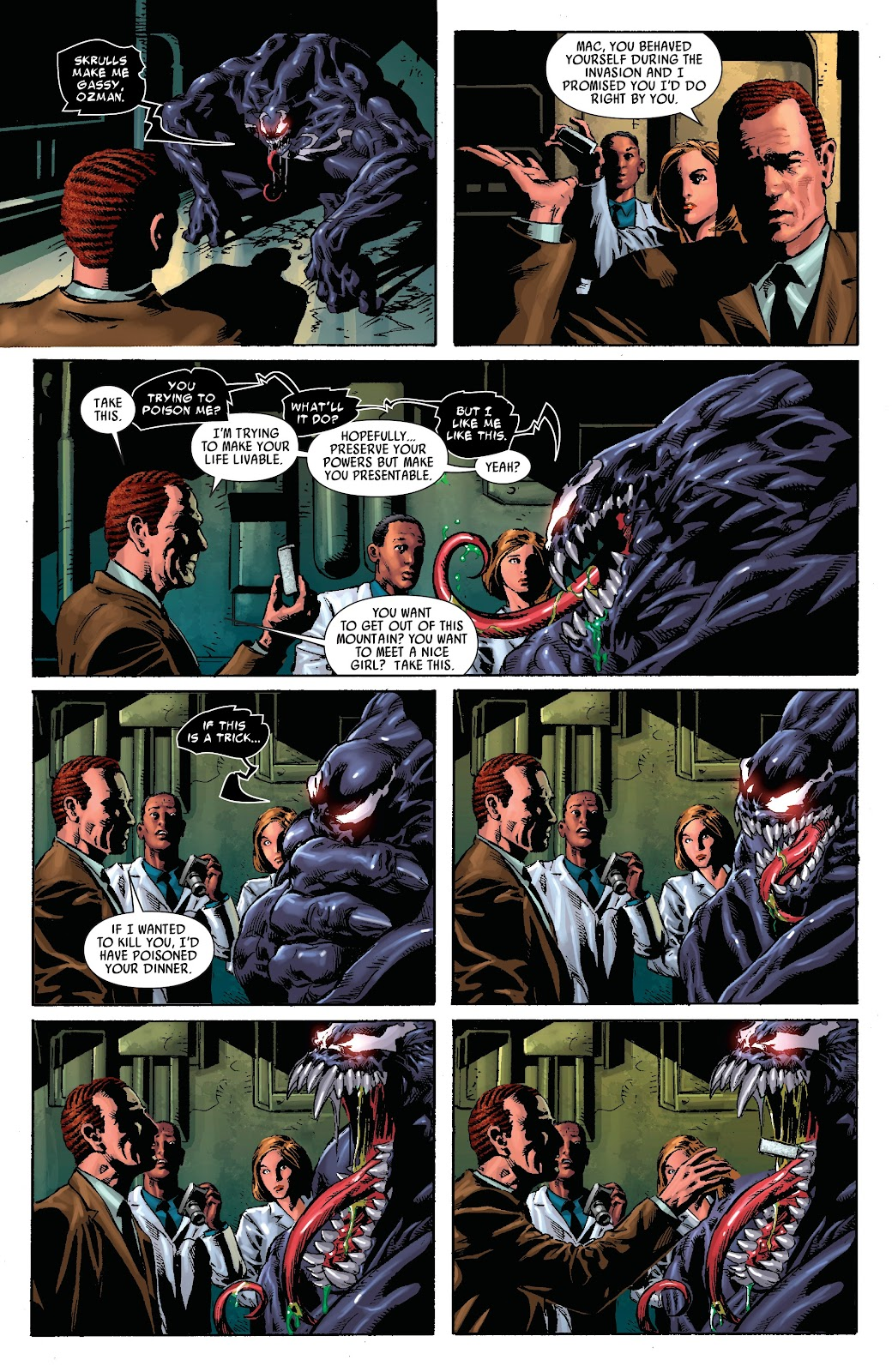 Read online Siege Prelude comic -  Issue # TPB (Part 1) - 19