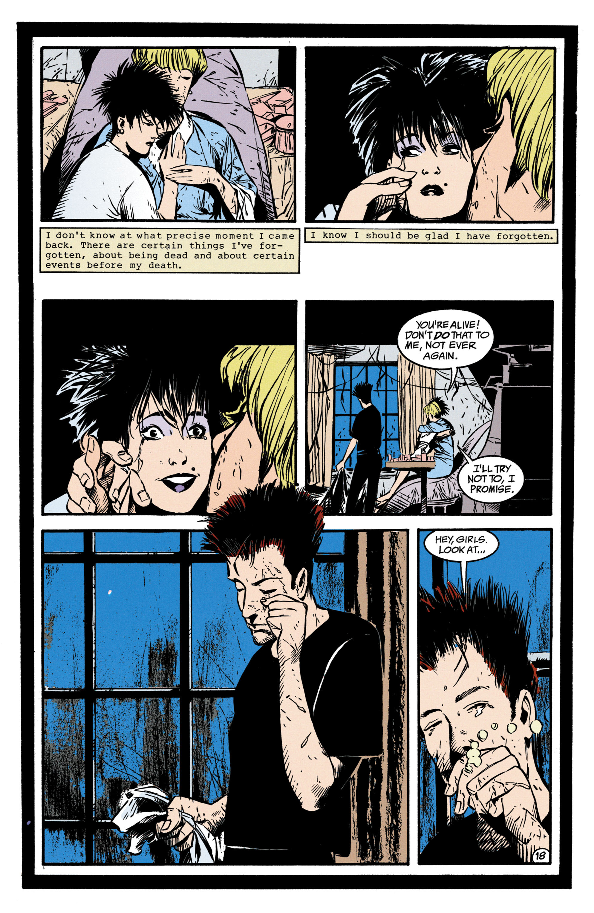 Read online Shade, the Changing Man comic -  Issue #35 - 19