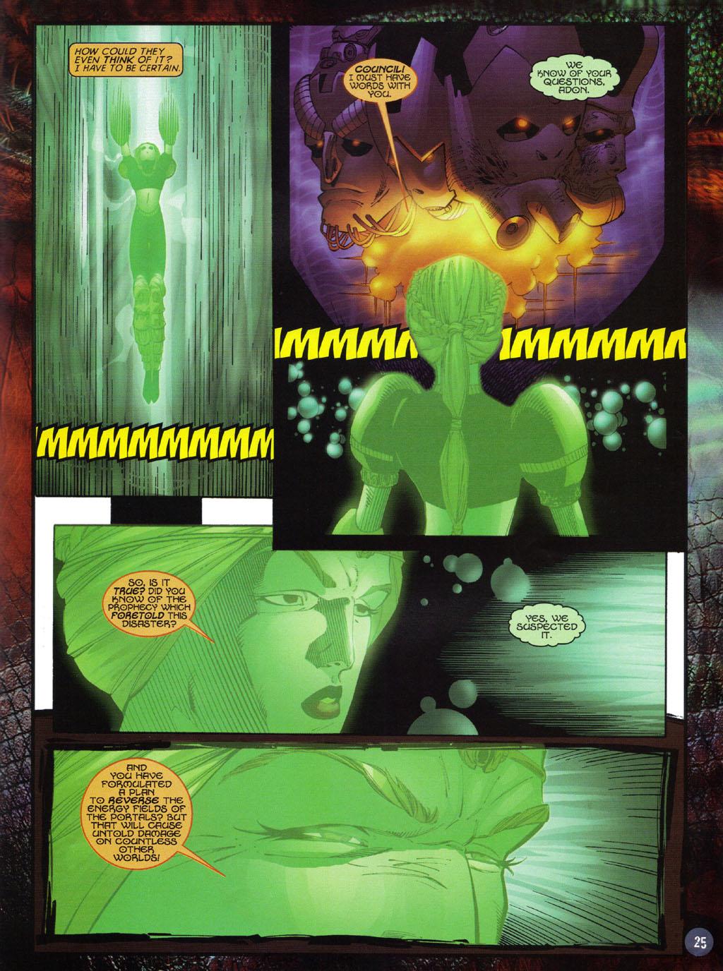 Read online Turok 2: Adon's Curse comic -  Issue # Full - 26