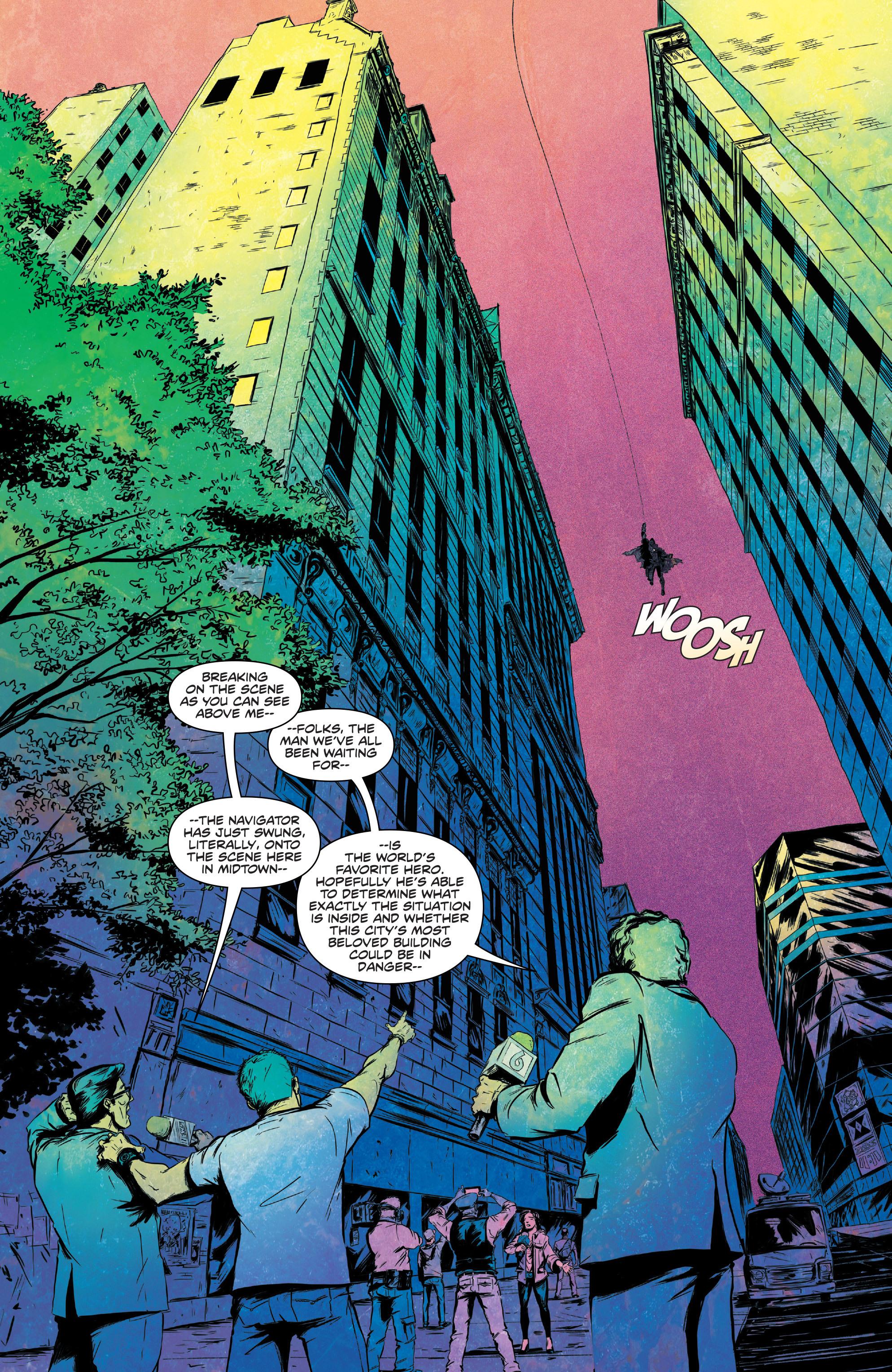 Read online Translucid comic -  Issue #1 - 14