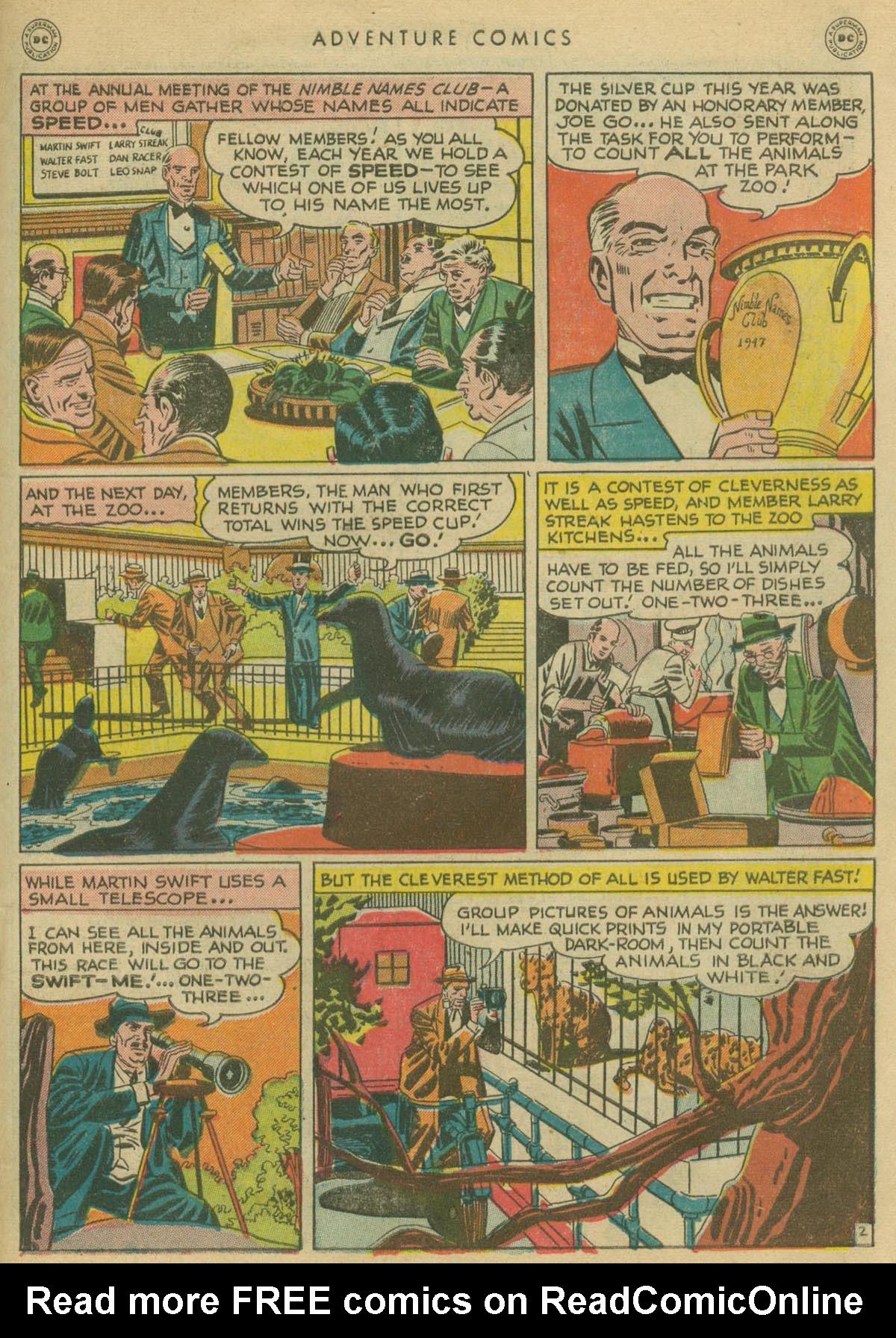 Read online Adventure Comics (1938) comic -  Issue #130 - 40