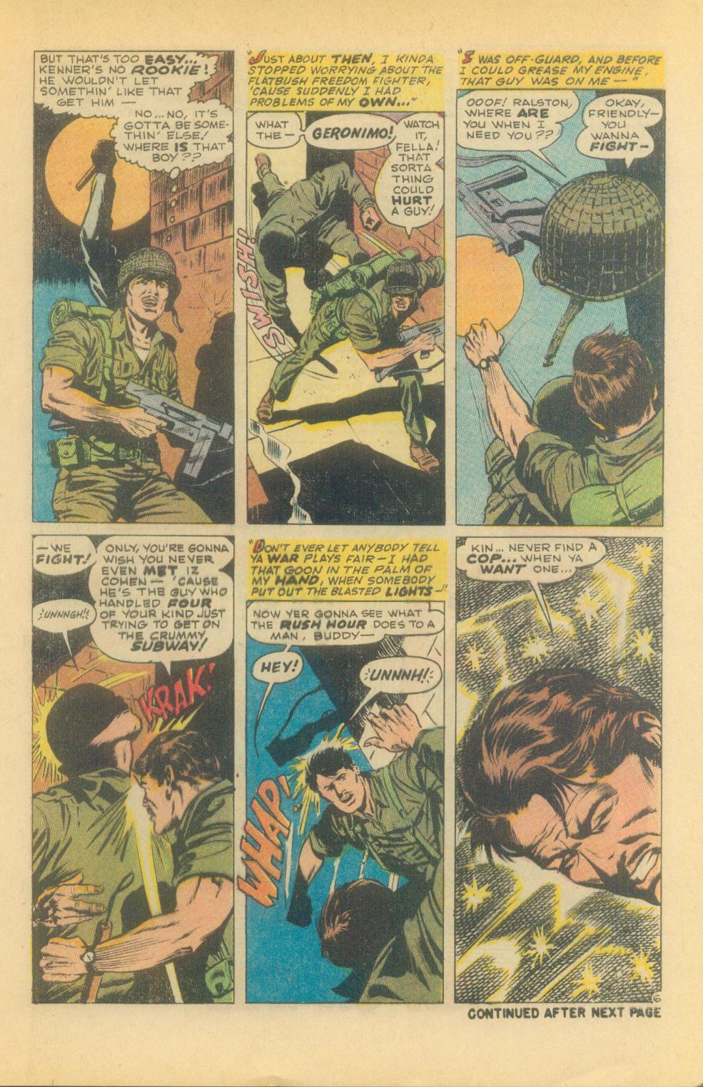 Read online Sgt. Fury comic -  Issue #86 - 9
