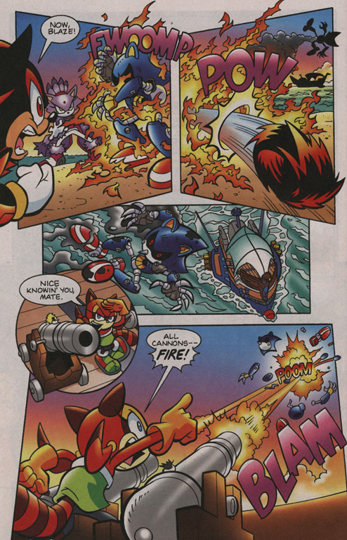 Read online Sonic Universe comic -  Issue #1 - 19
