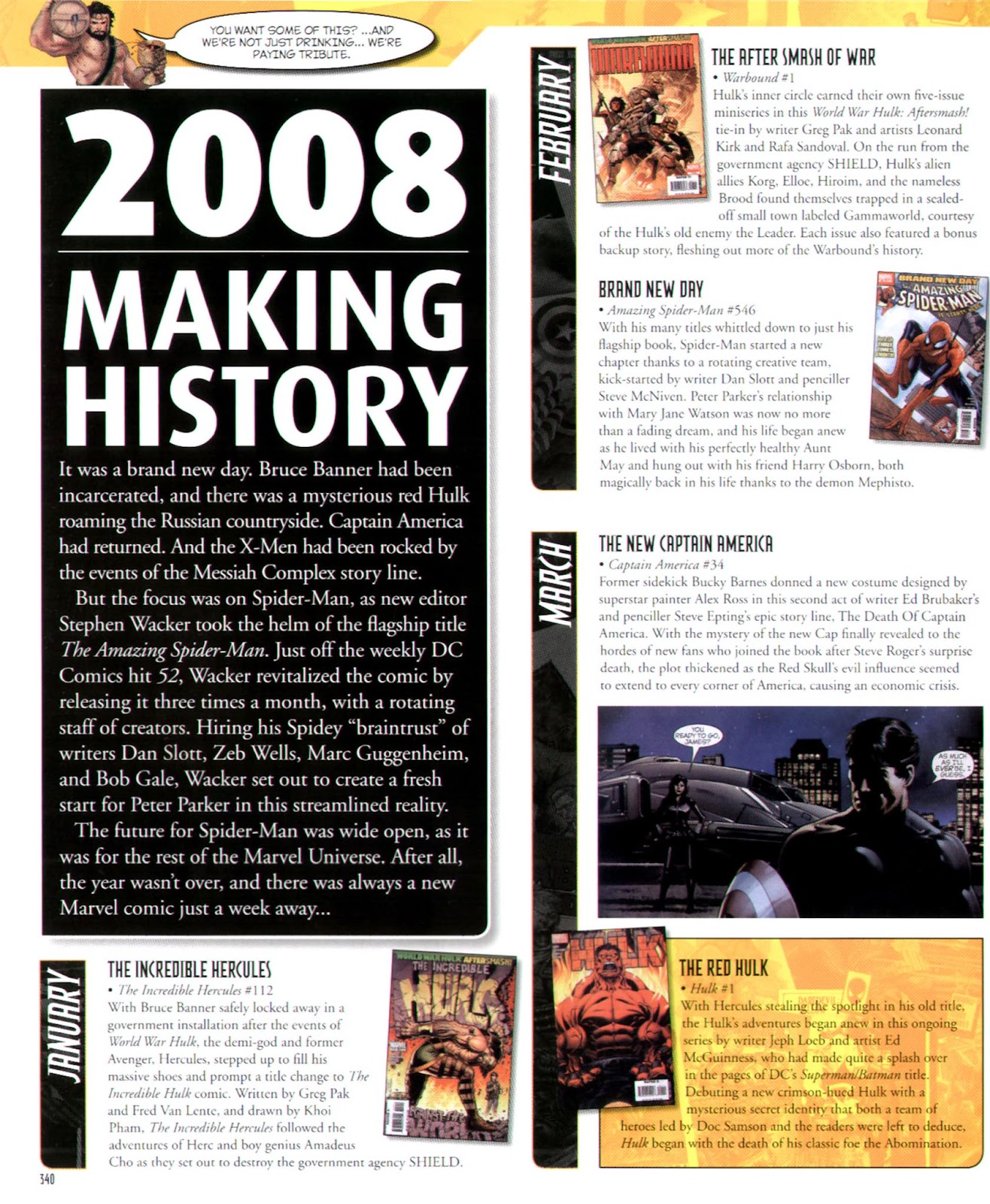 Read online Marvel Chronicle comic -  Issue # TPB (Part 3) - 115