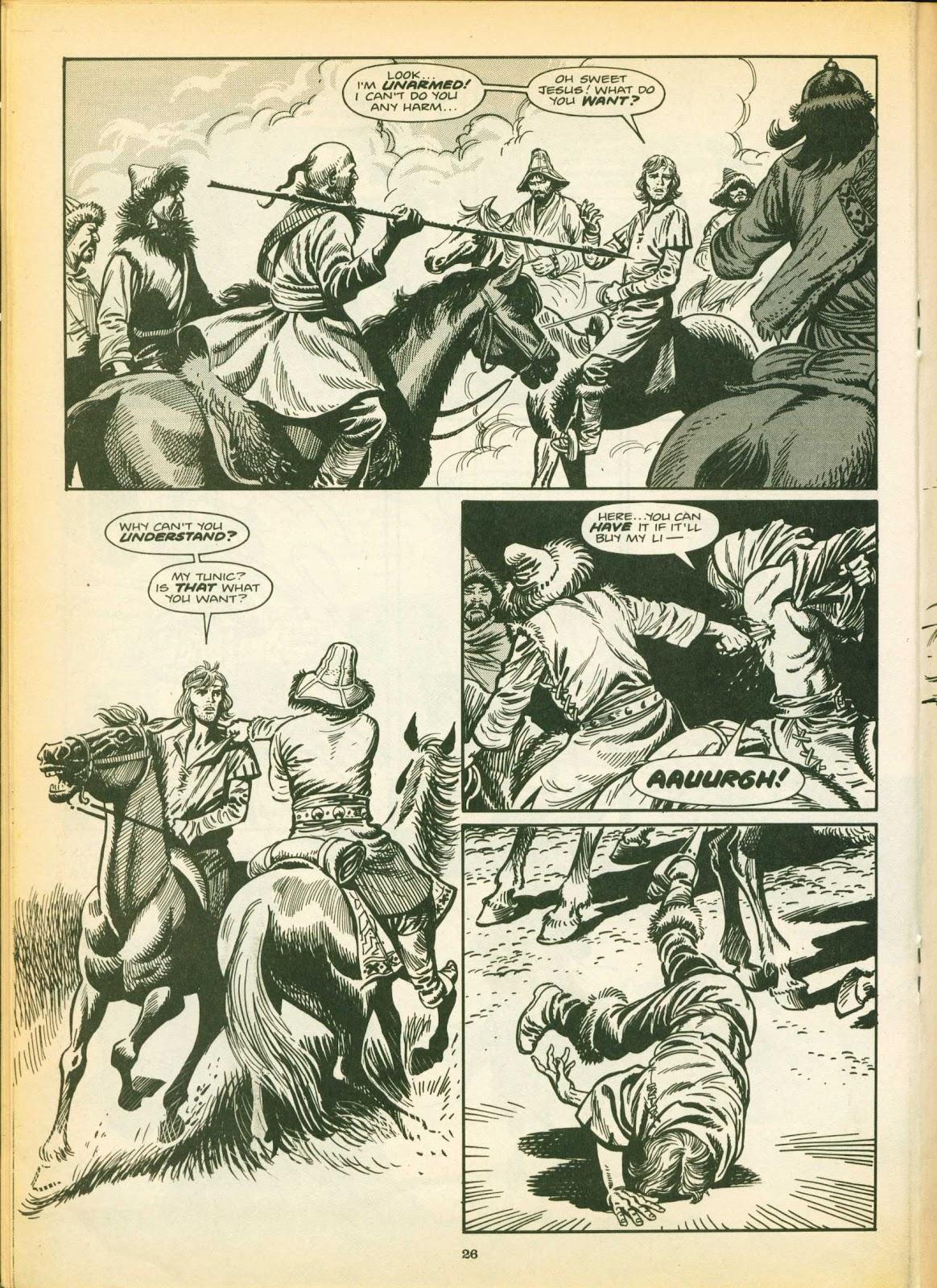 Warrior Issue #12 #13 - English 26