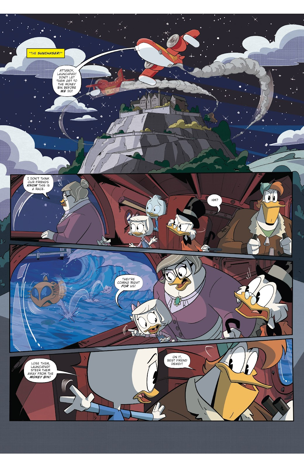 Read online Ducktales (2017) comic -  Issue #18 - 17
