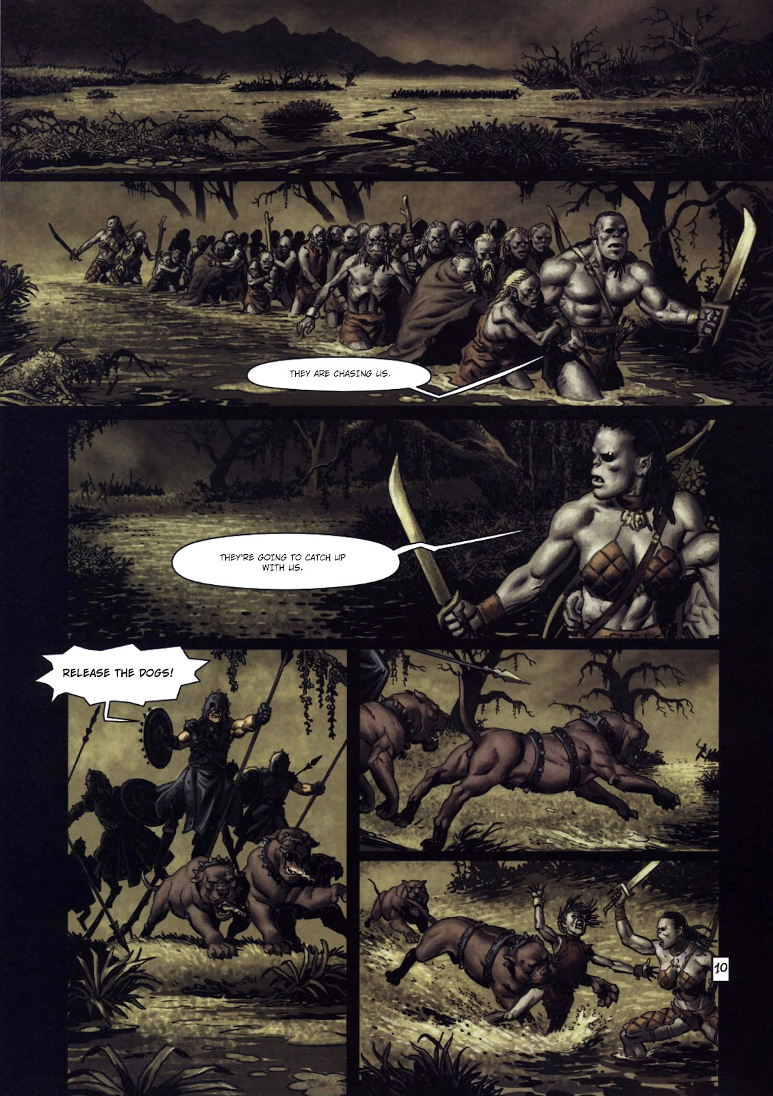 Read online Orks comic -  Issue #2 - 13