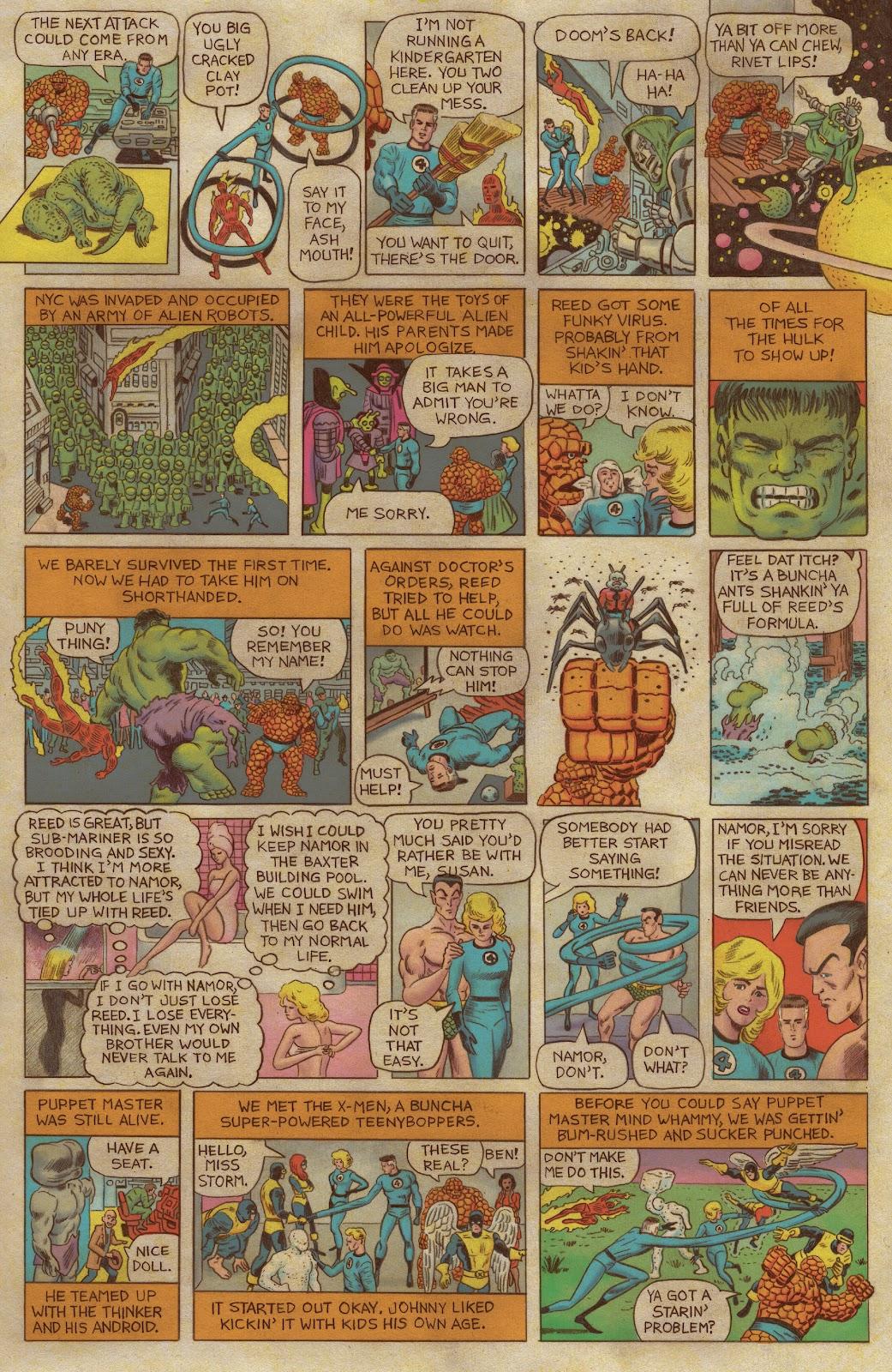 Read online Fantastic Four: Grand Design comic -  Issue #1 - 28
