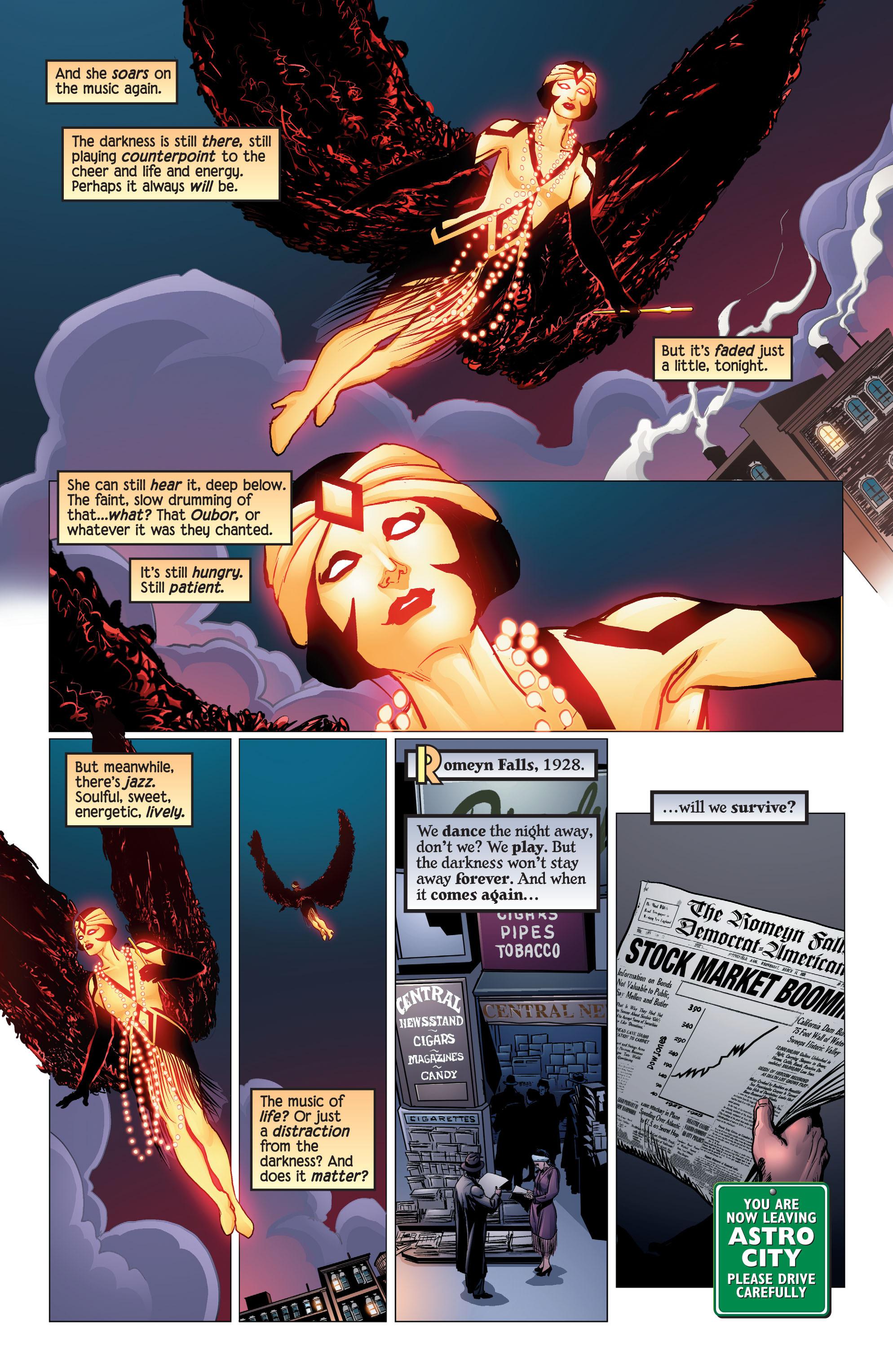Read online Astro City comic -  Issue #38 - 25