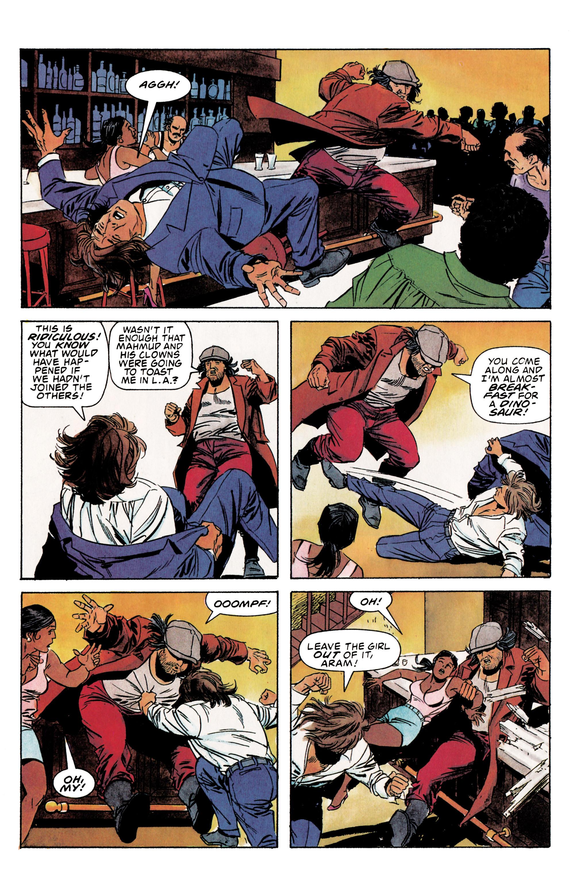 Read online Eternal Warrior (1992) comic -  Issue #3 - 17