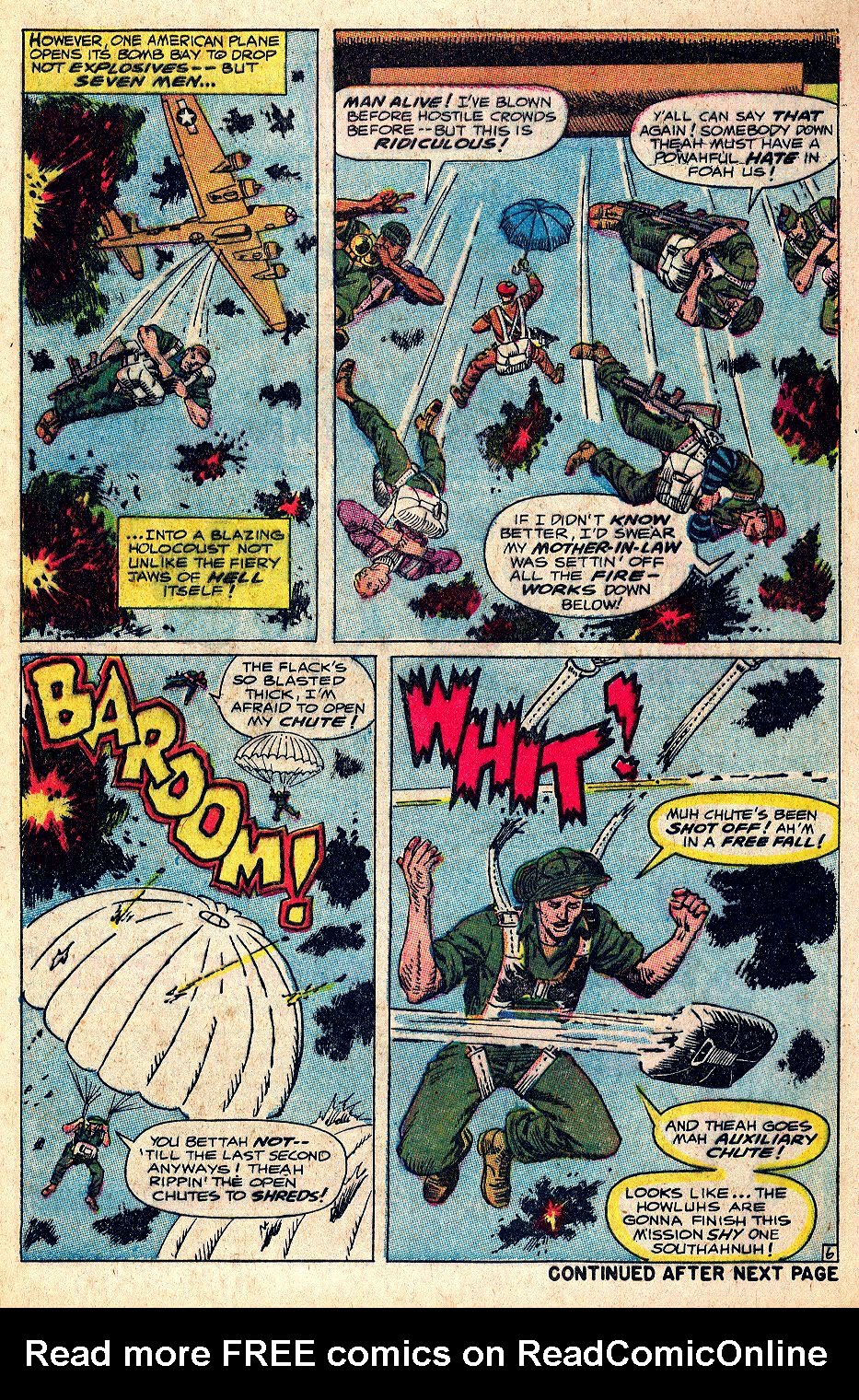 Read online Sgt. Fury comic -  Issue #53 - 9