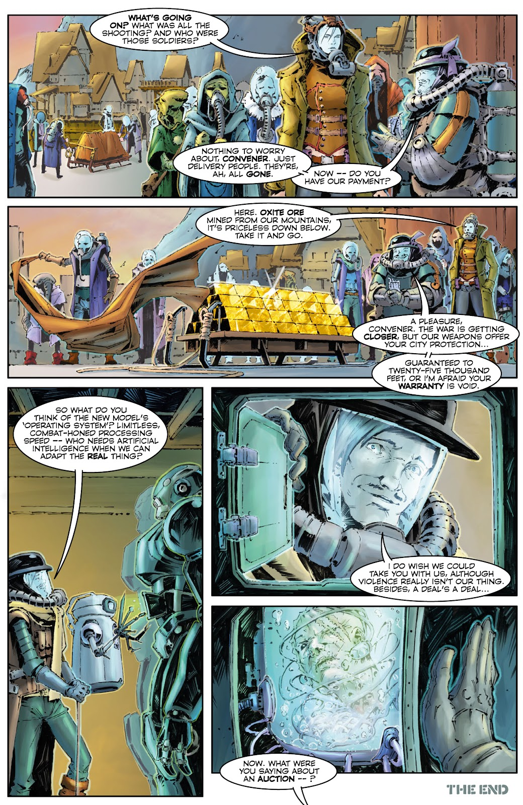 Read online 2000 AD Villains Special comic -  Issue # Full - 15