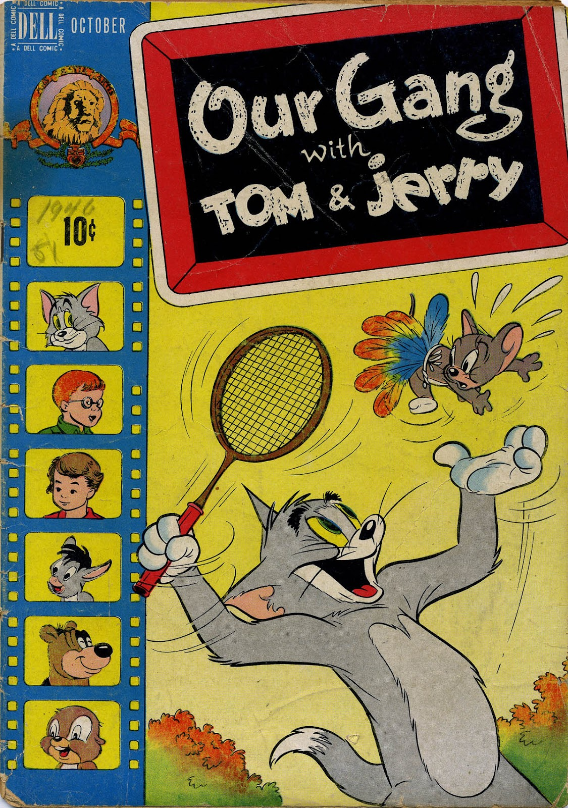 Our Gang with Tom & Jerry 51 Page 1
