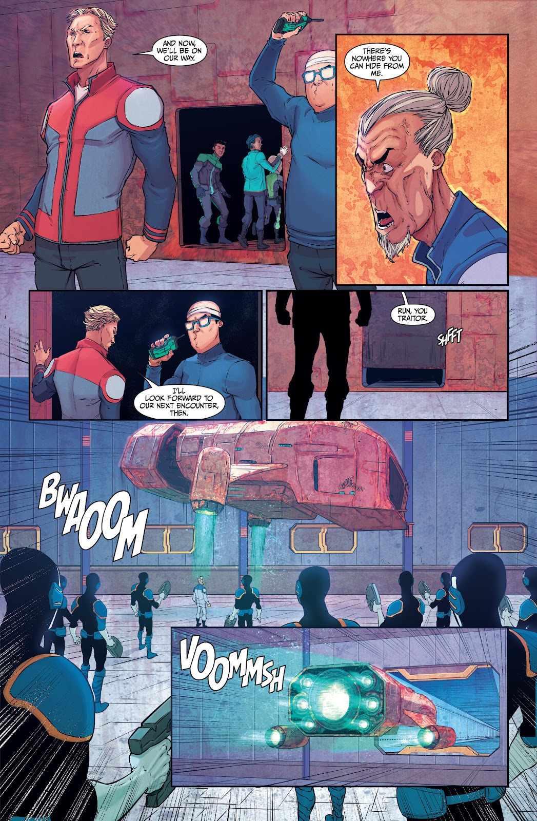 Exilium issue 6 - Page 7