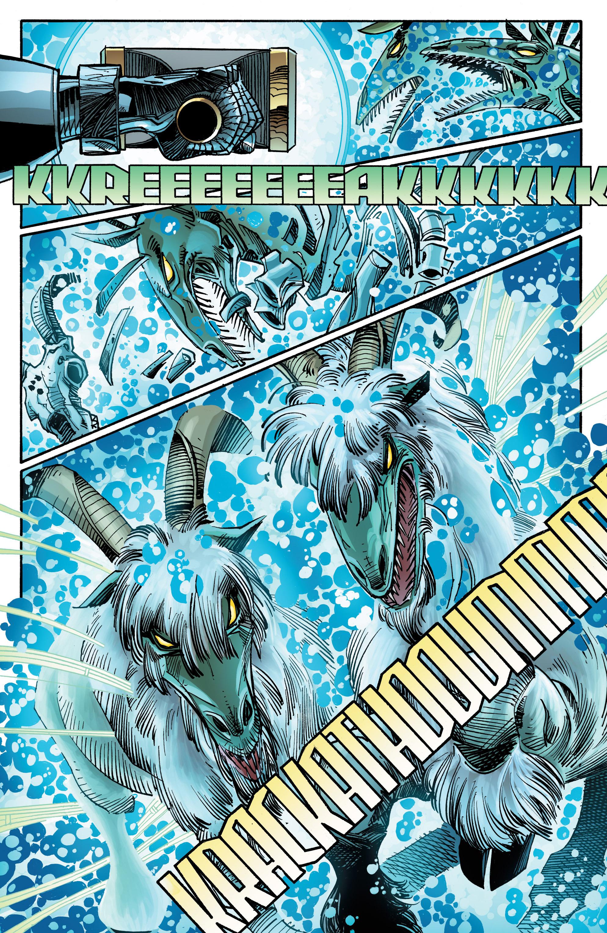 Read online Ragnarok comic -  Issue #9 - 20