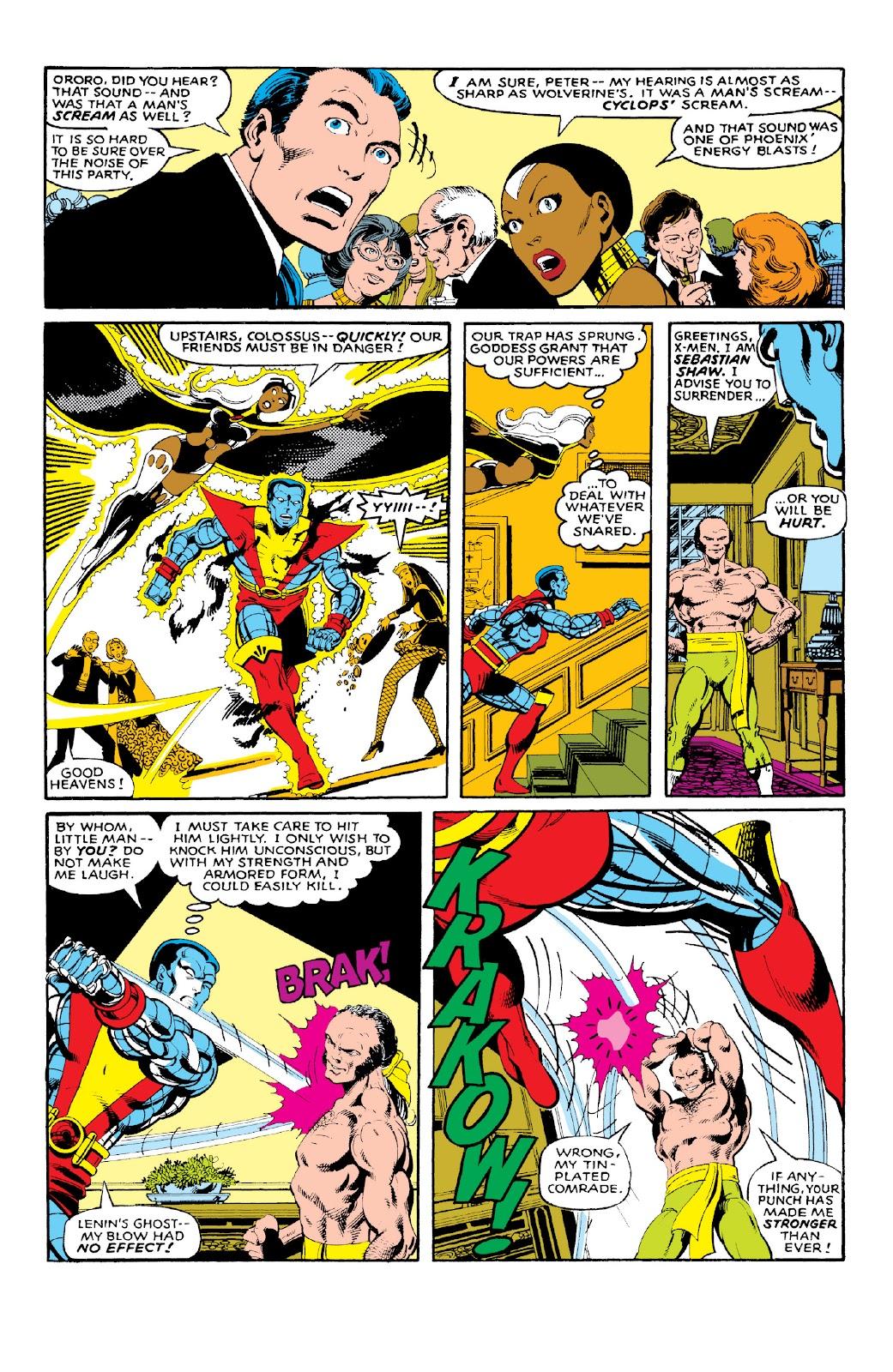 Read online X-Men Milestones: Dark Phoenix Saga comic -  Issue # TPB (Part 1) - 70