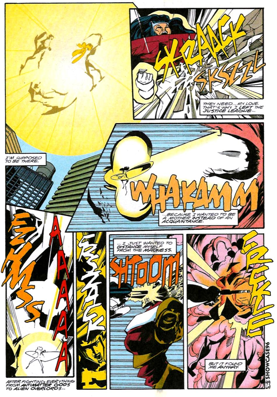 Read online Showcase '96 comic -  Issue #9 - 24
