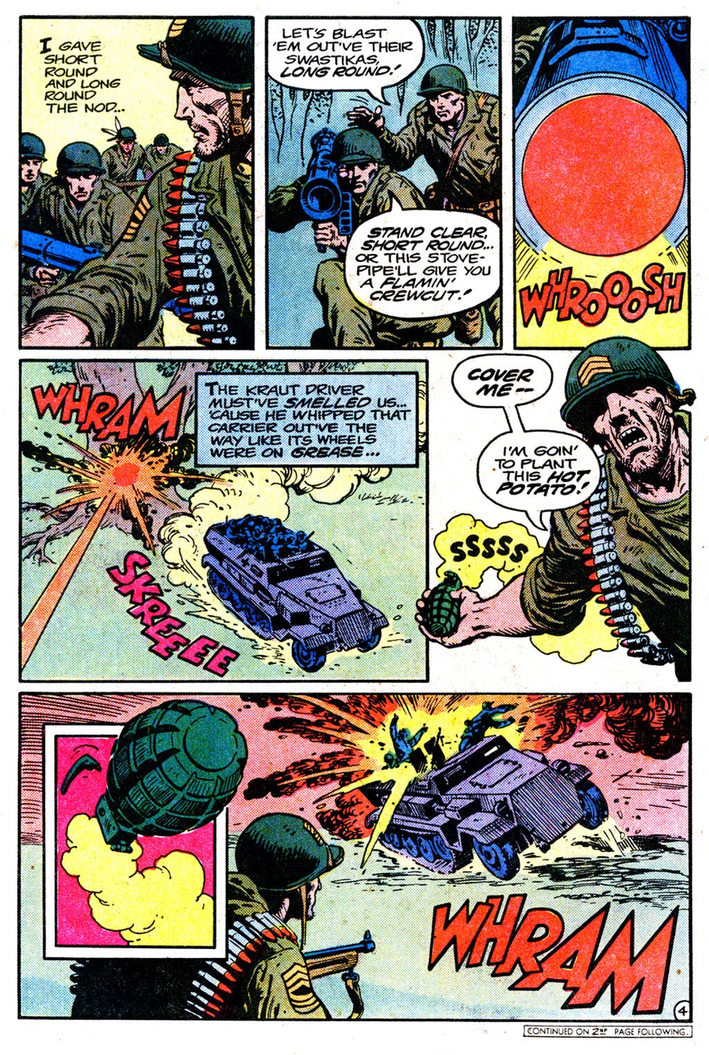 Sgt. Rock issue 361 - Page 4