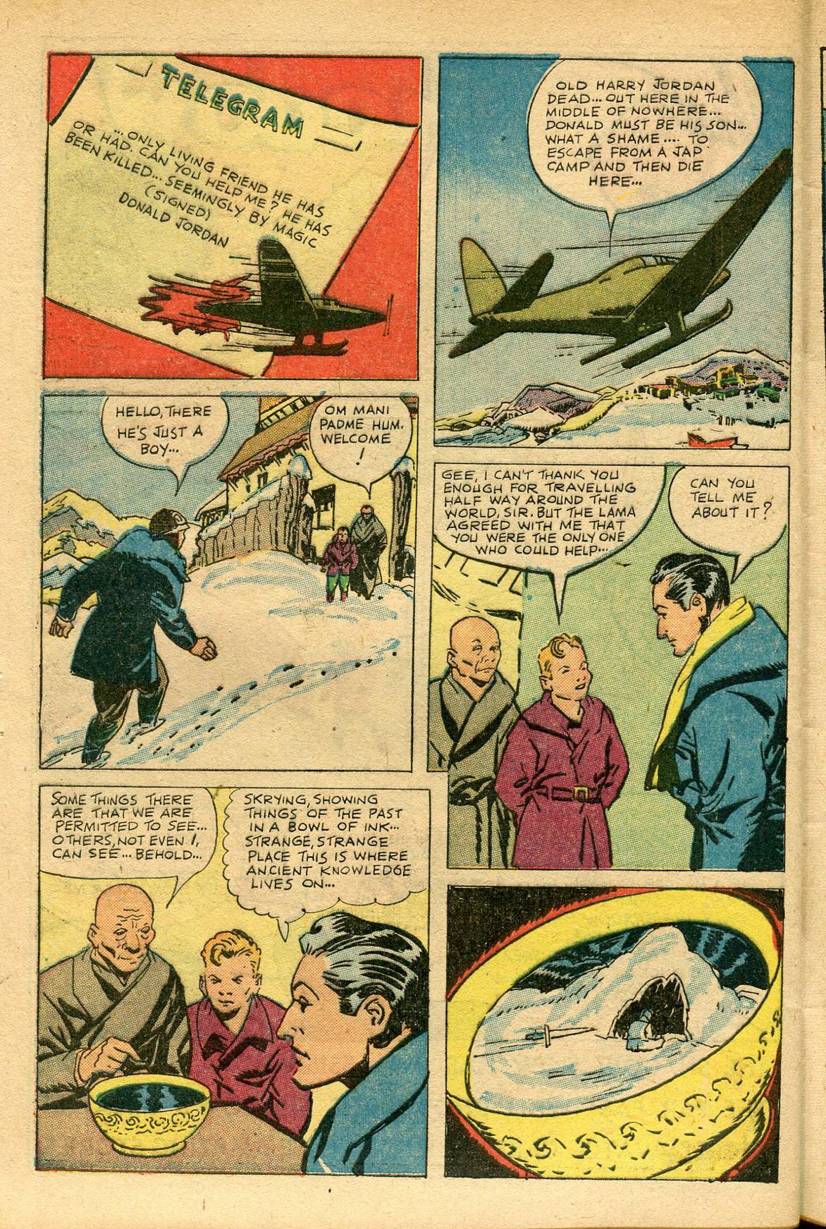 Read online Shadow Comics comic -  Issue #69 - 42